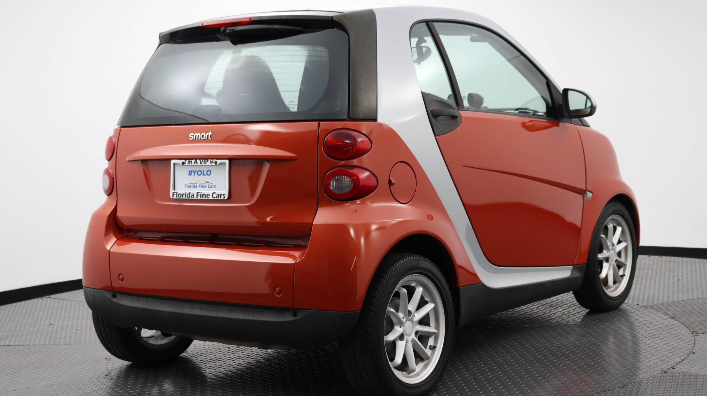 Florida Fine Cars - Used vehicle - Coupe SMART FORTWO 2008