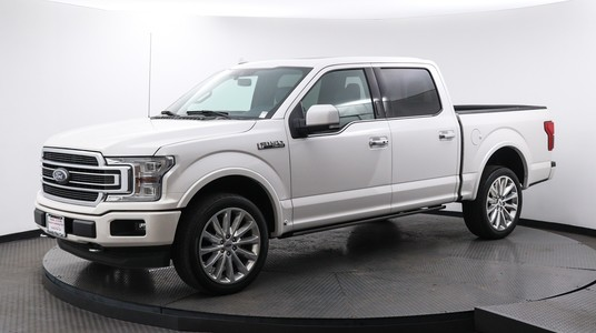 Used FORD F-150 2018 MARGATE LIMITED, Florida Fine Cars