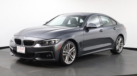 Used BMW 4-SERIES 2018 WEST PALM 430I XDRIVE, Florida Fine Cars