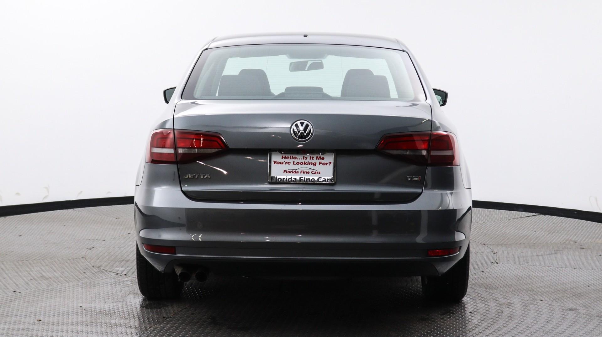 Florida Fine Cars - Used vehicle - Sedan VOLKSWAGEN JETTA 2018