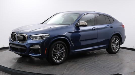 Used BMW X4 2019 MIAMI M40I, Florida Fine Cars