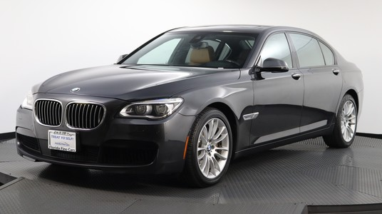 Used BMW 7-SERIES 2015 WEST PALM 750LI XDRIVE, Florida Fine Cars