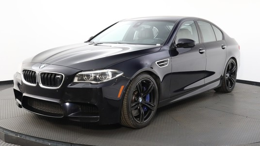 Used BMW M5 2016 MIAMI COMPETITION, Florida Fine Cars