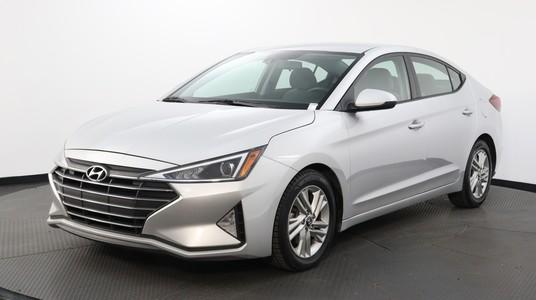 Used HYUNDAI ELANTRA 2019 MARGATE SEL, Florida Fine Cars