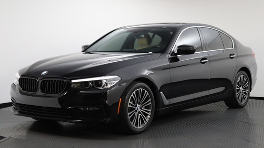 Used BMW 5-SERIES 2018 MARGATE 530I, Florida Fine Cars