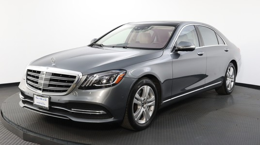 Used MERCEDES-BENZ S-CLASS 2018 MARGATE S 560, Florida Fine Cars