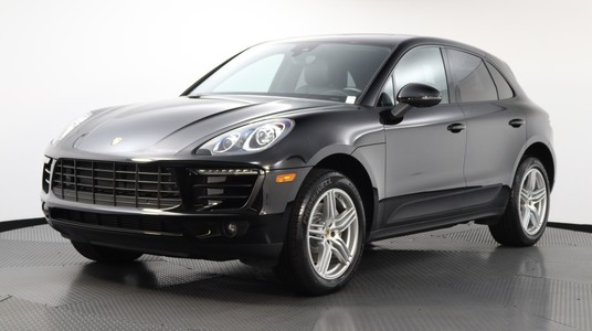 Used PORSCHE MACAN 2018 WEST PALM SPORT EDITION, Florida Fine Cars