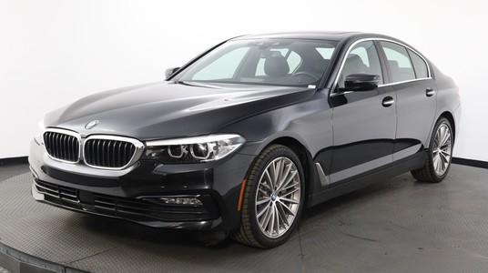 Used BMW 5-SERIES 2018 WEST PALM 540I, Florida Fine Cars