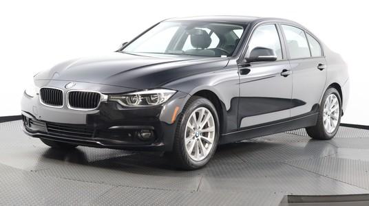 Used BMW 3-SERIES 2018 WEST PALM 320I, Florida Fine Cars