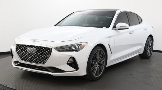 Used GENESIS G70 2019 MIAMI 2.0T ADVANCED, Florida Fine Cars
