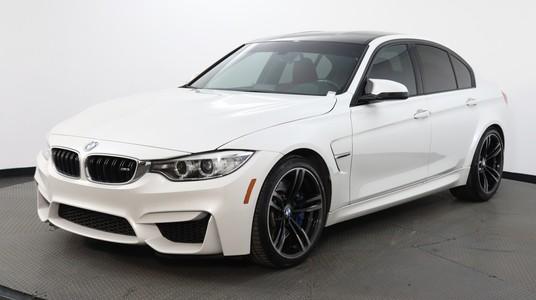 Used BMW M3 2017 MIAMI , Florida Fine Cars