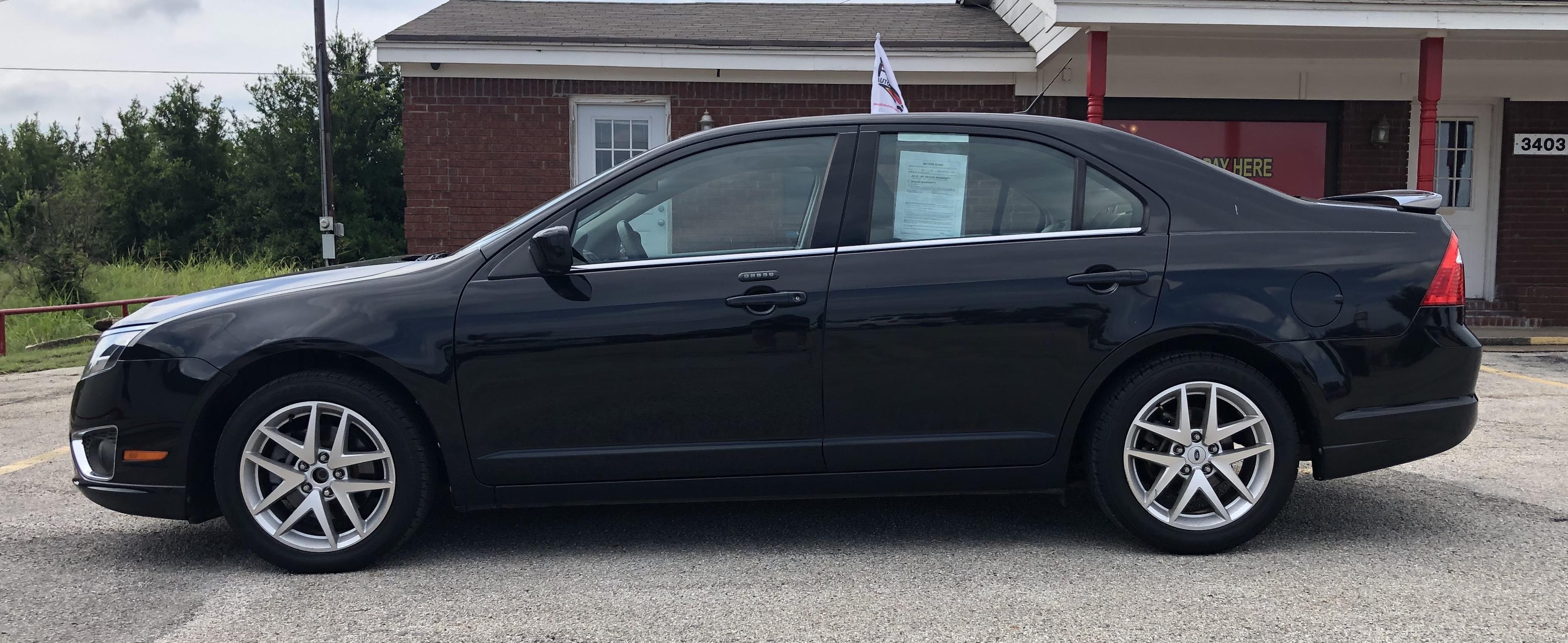 Used Ford Fusion 2011 GRANBURY SEL