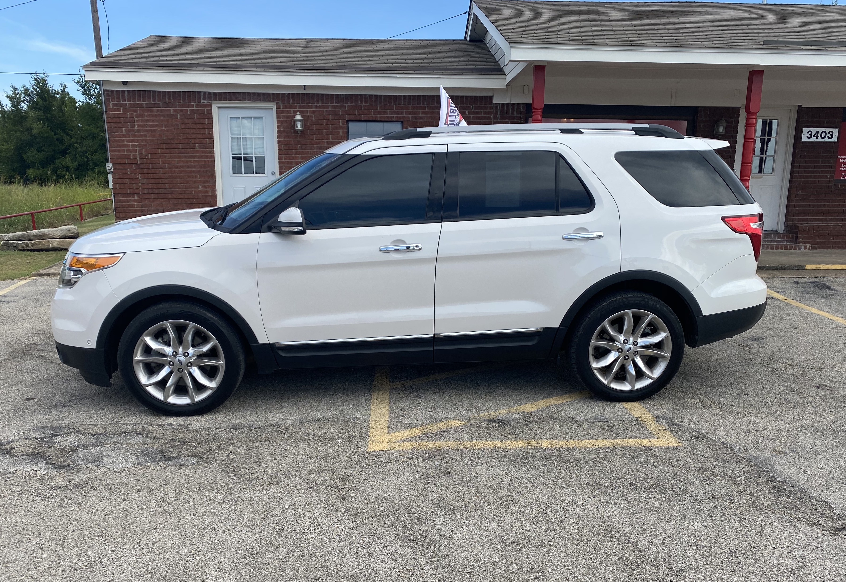 Used Ford Explorer 2014 GRANBURY LIMITED