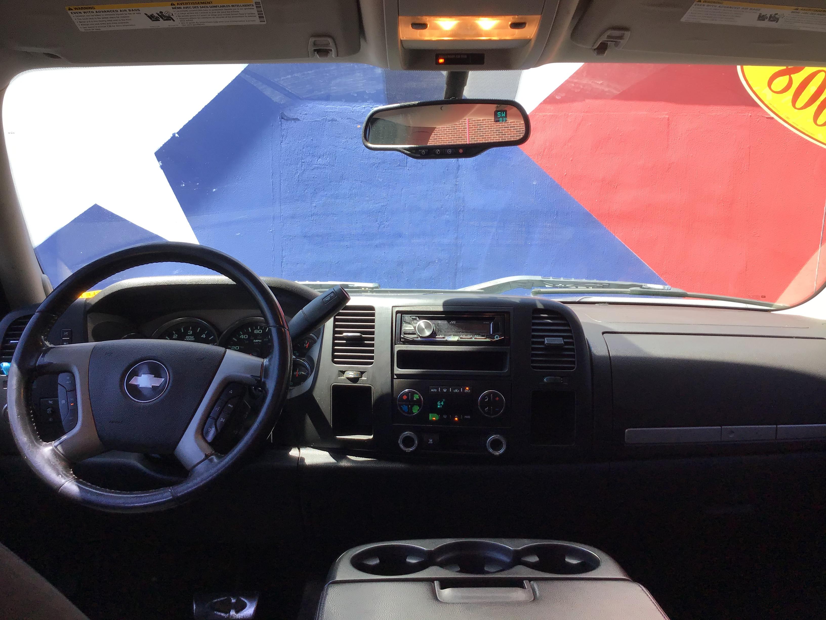 used vehicle - Crew Cab 2WD CHEVROLET SILVERADO 1500 2008