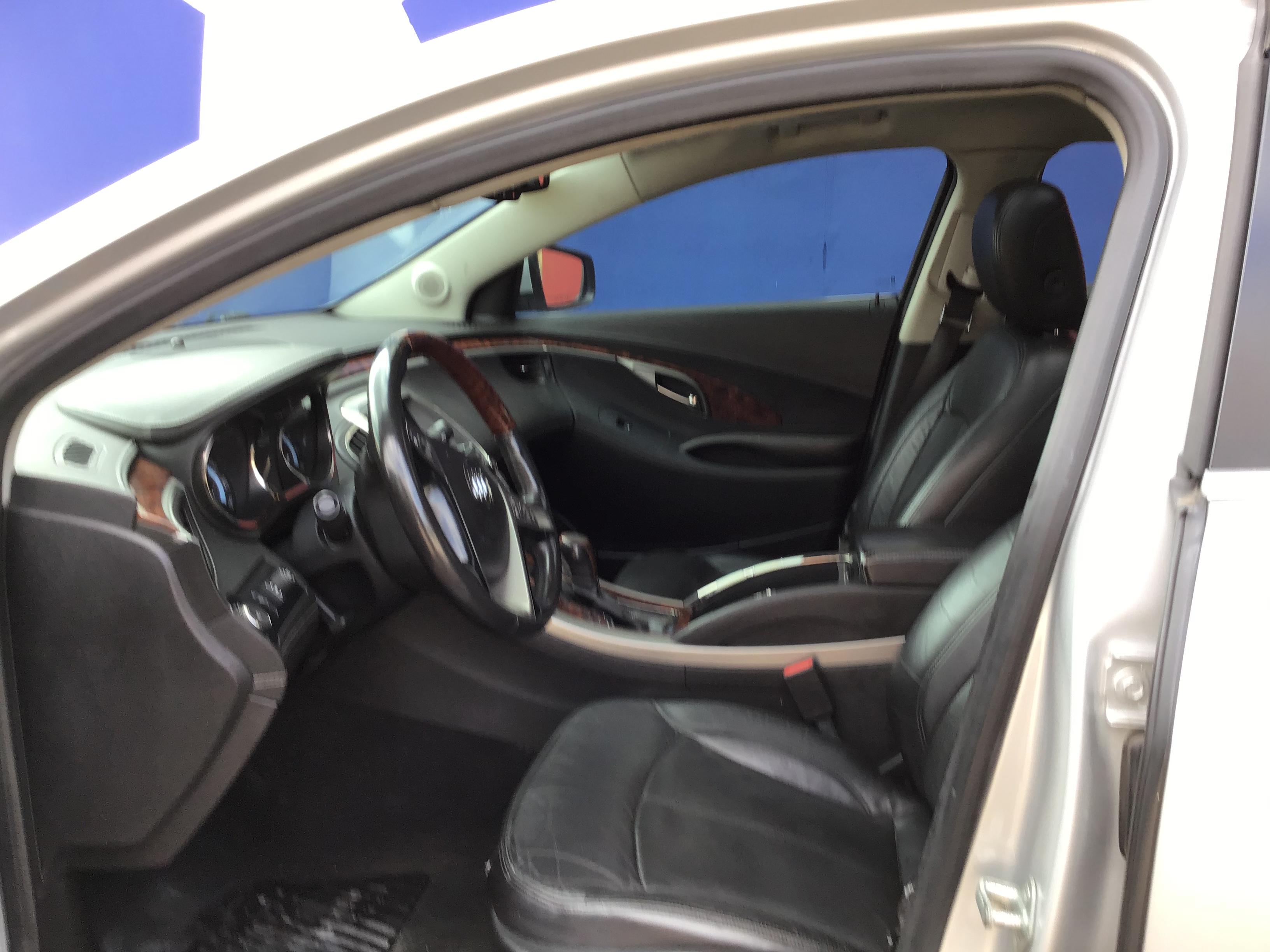 used vehicle - Sedan BUICK LACROSSE 2012