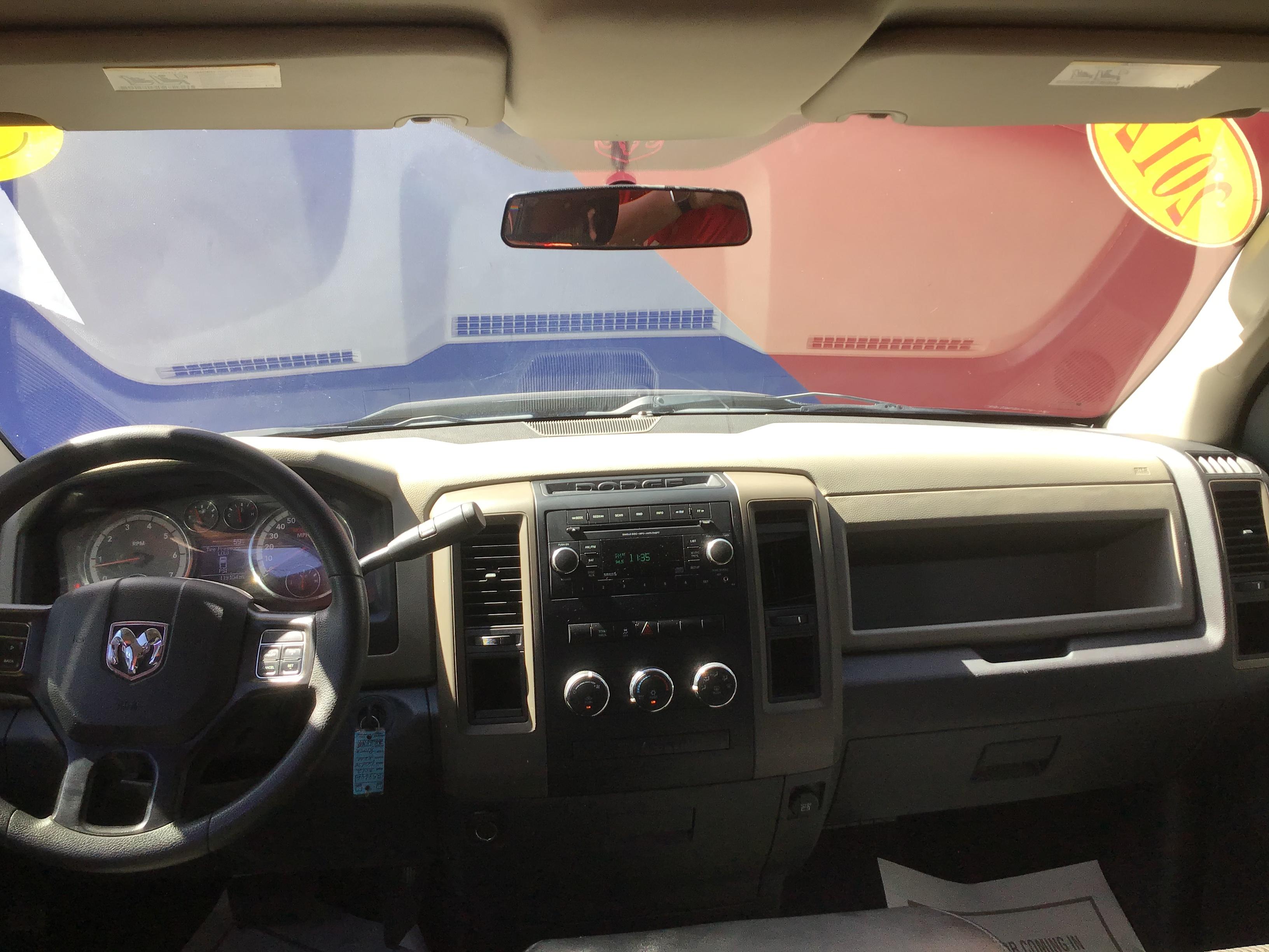 used vehicle - Truck RAM 1500 2012
