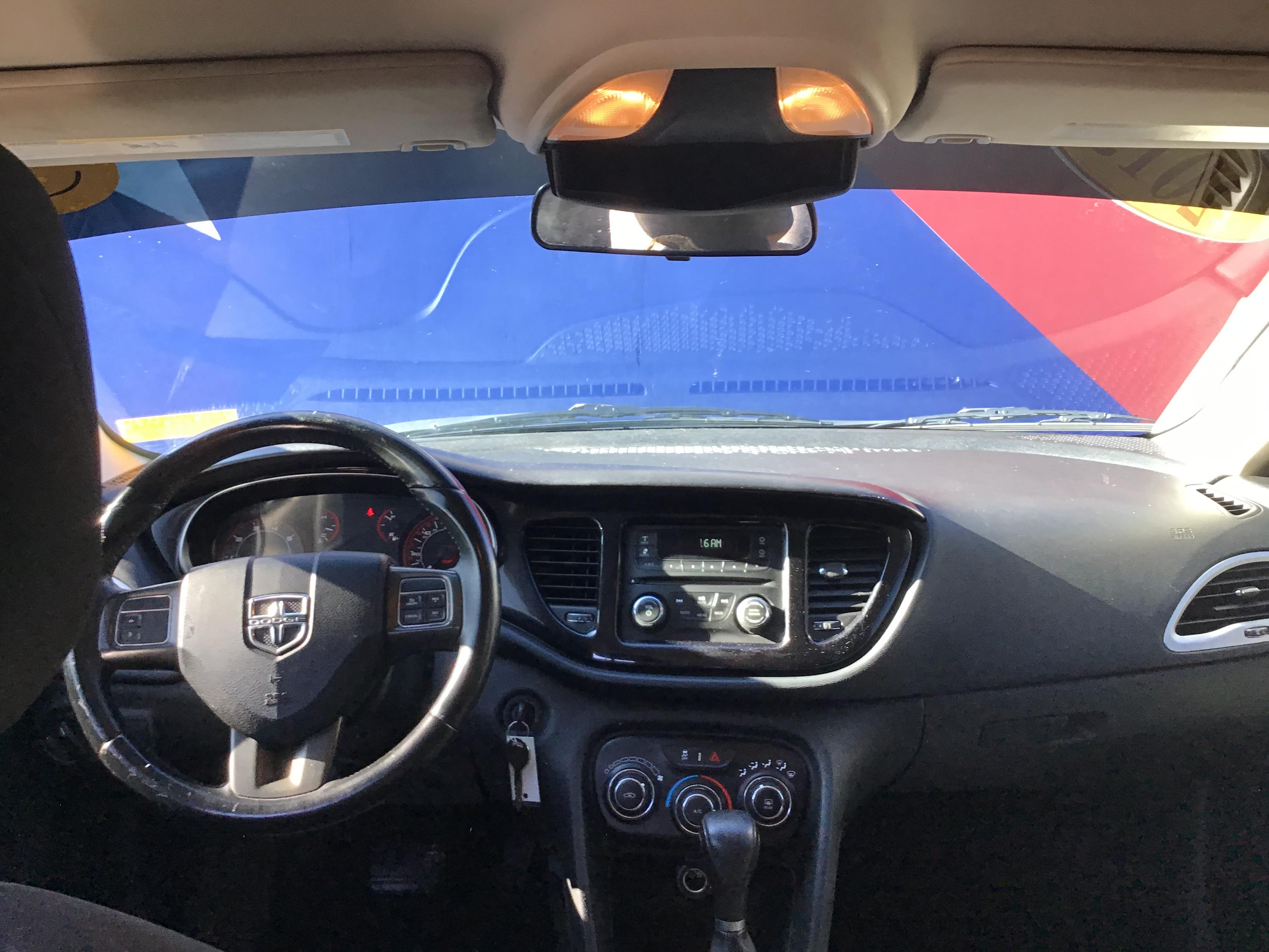 used vehicle - 4 DOOR SEDAN DODGE DART 2013