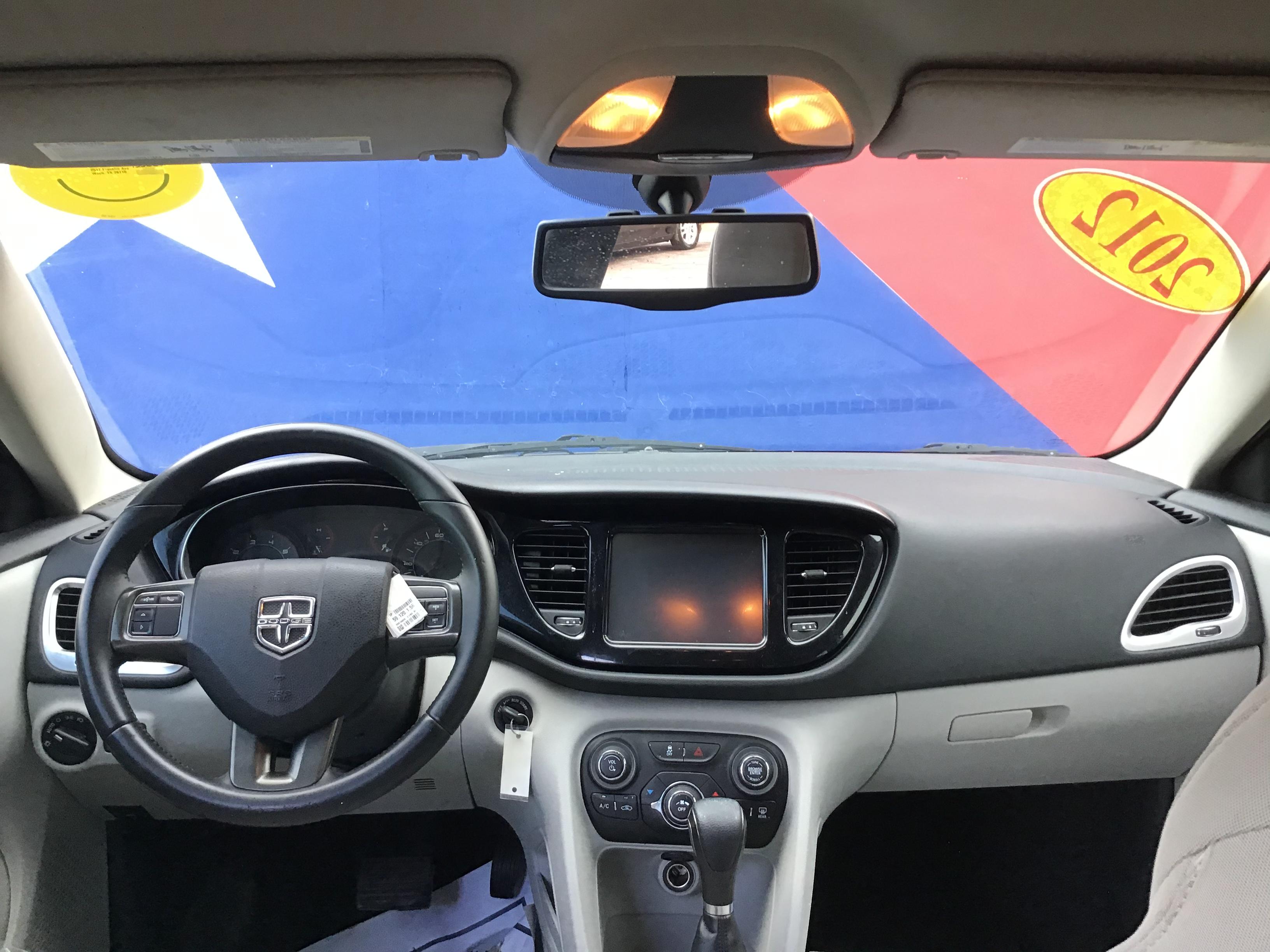 used vehicle - Sedan (4-Door) DODGE DART 2013