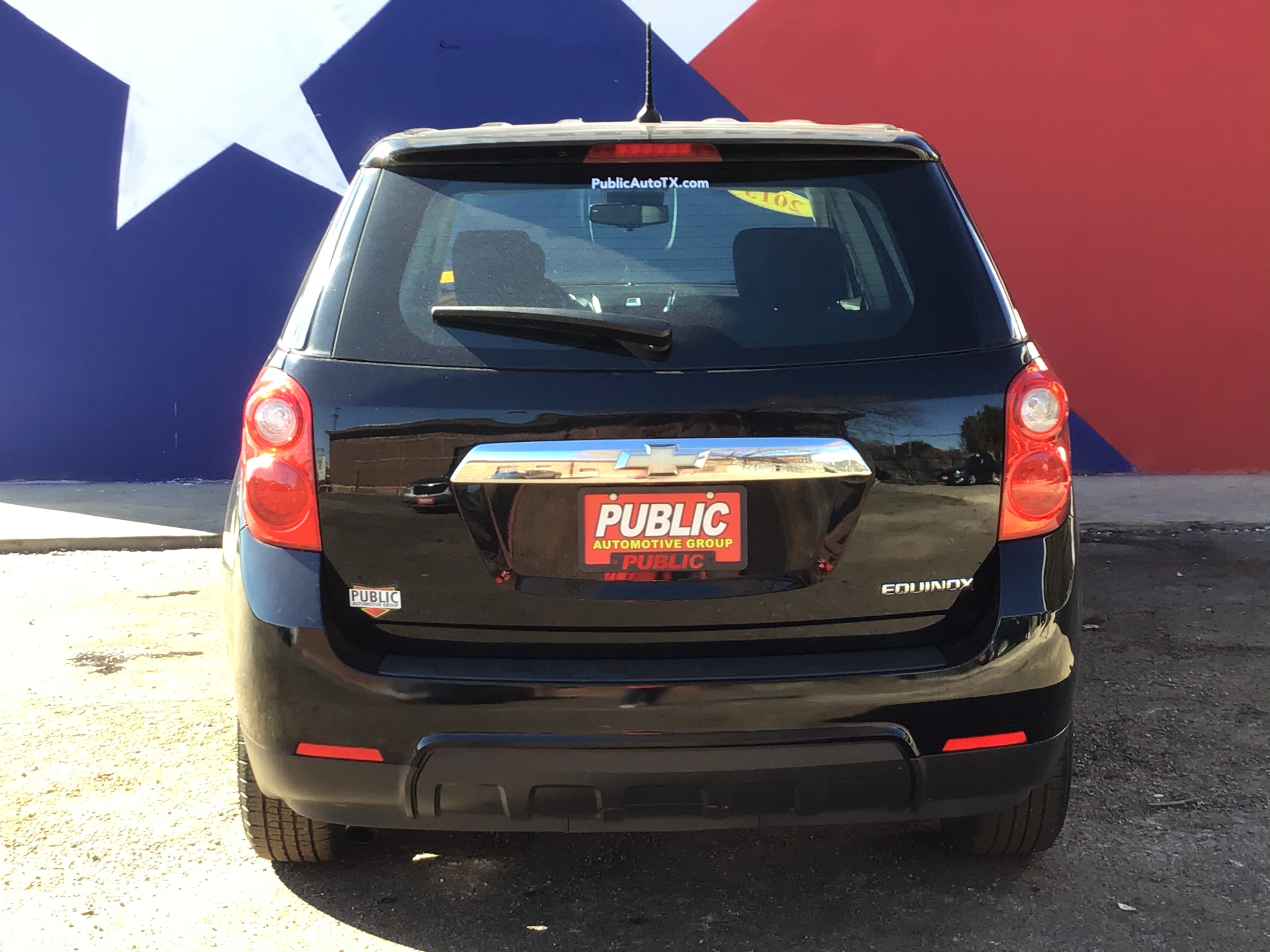 used vehicle - SUV CHEVROLET EQUINOX 2013