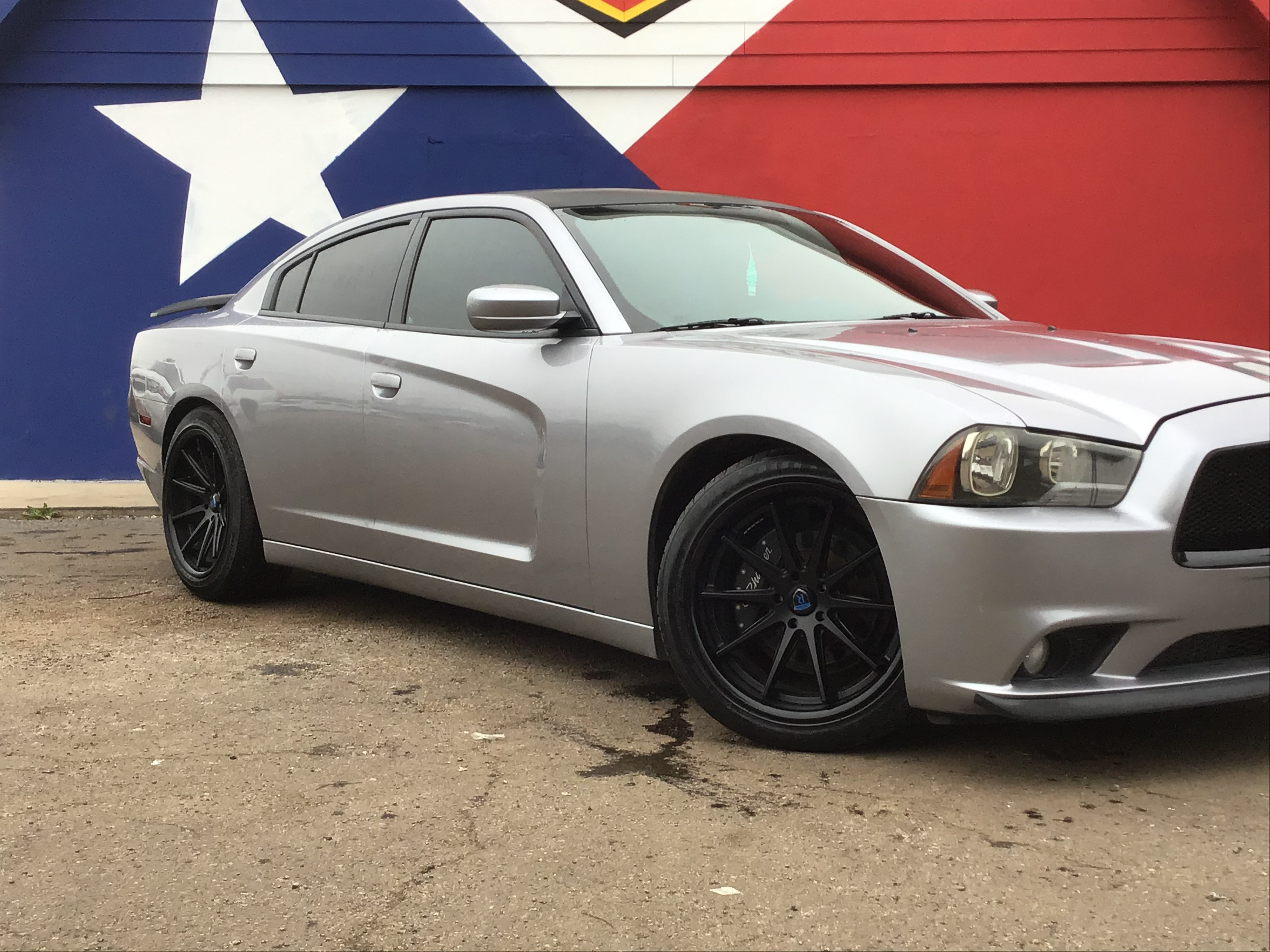 used vehicle - Sedan DODGE CHARGER 2013