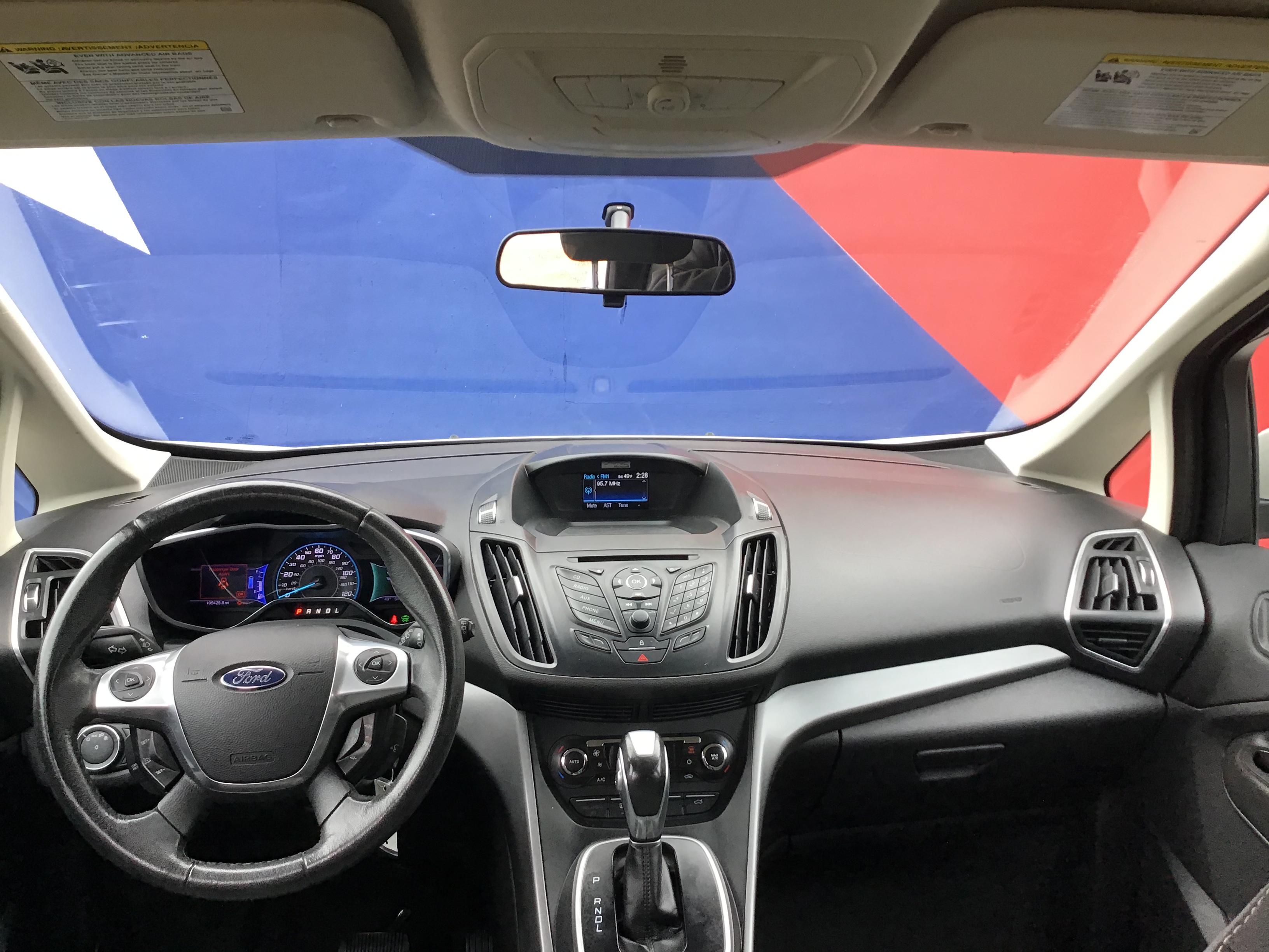 used vehicle - Sedan FORD C-MAX HYBRID 2013