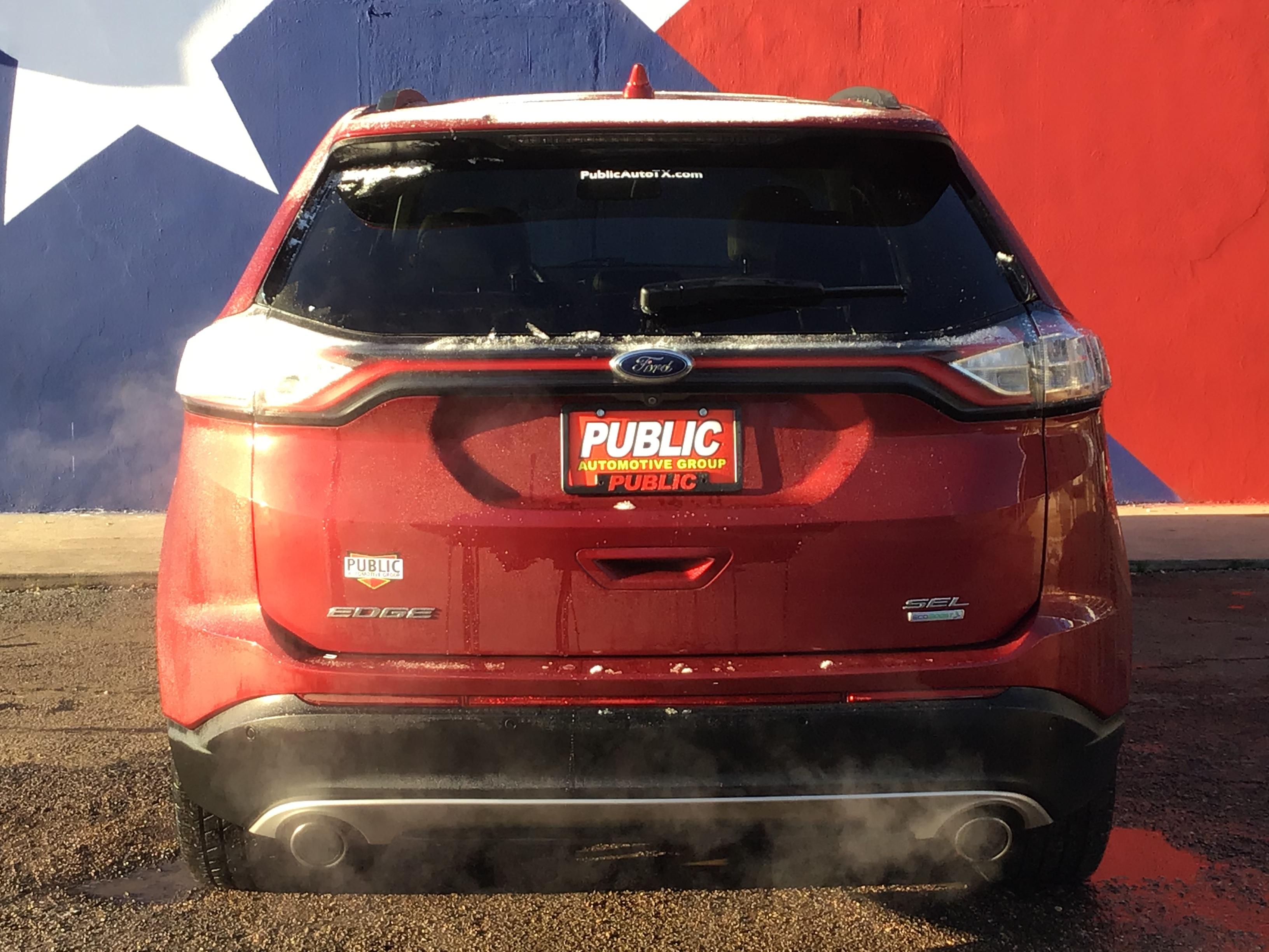 used vehicle - SUV FORD EDGE 2016