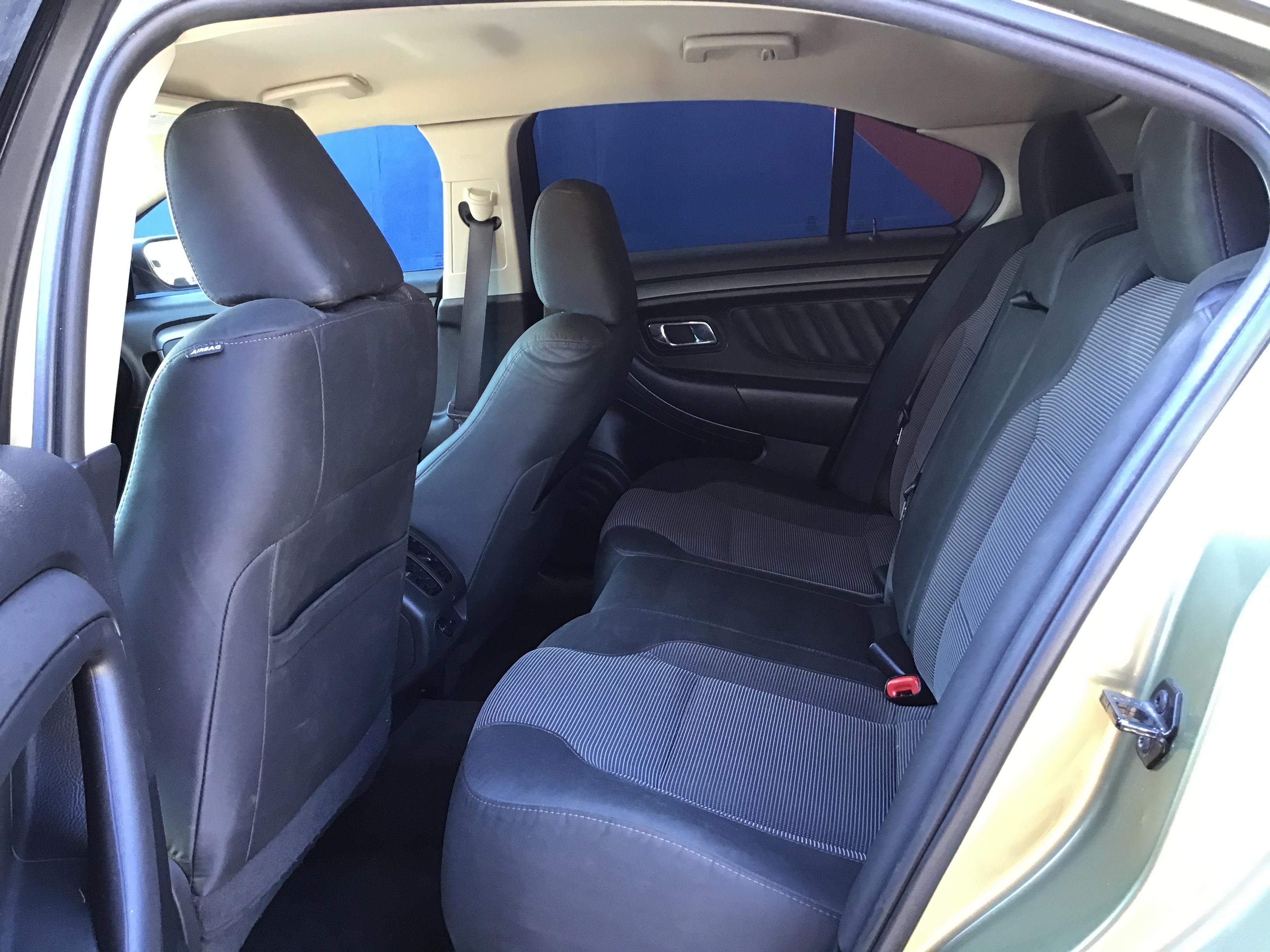 used vehicle - Sedan FORD TAURUS 2012