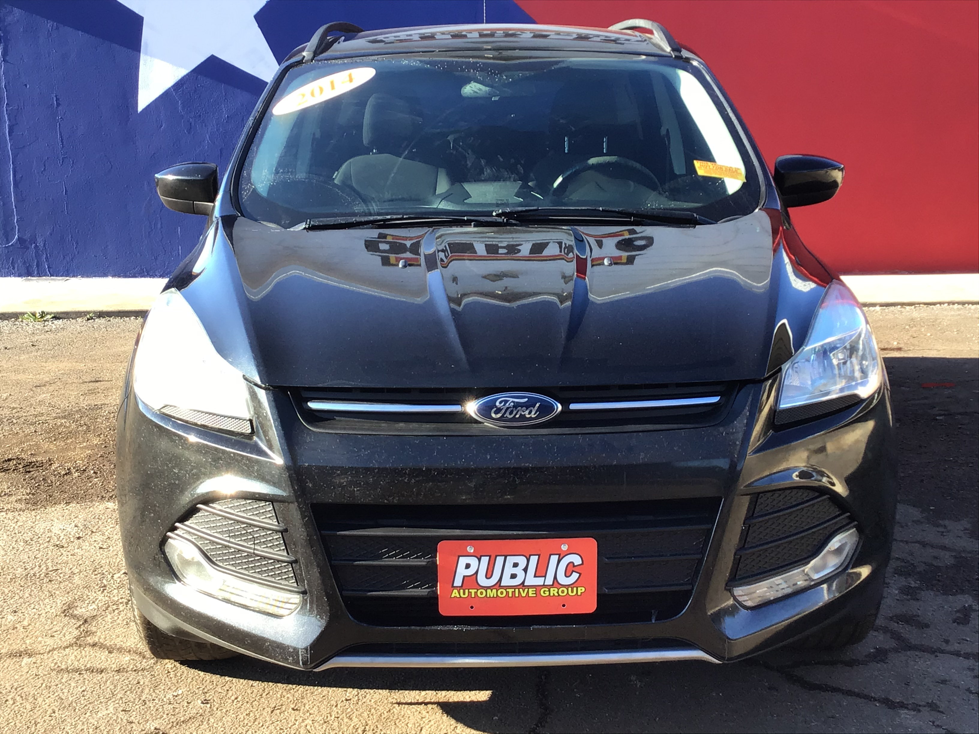 used vehicle - SUV FORD ESCAPE 2014