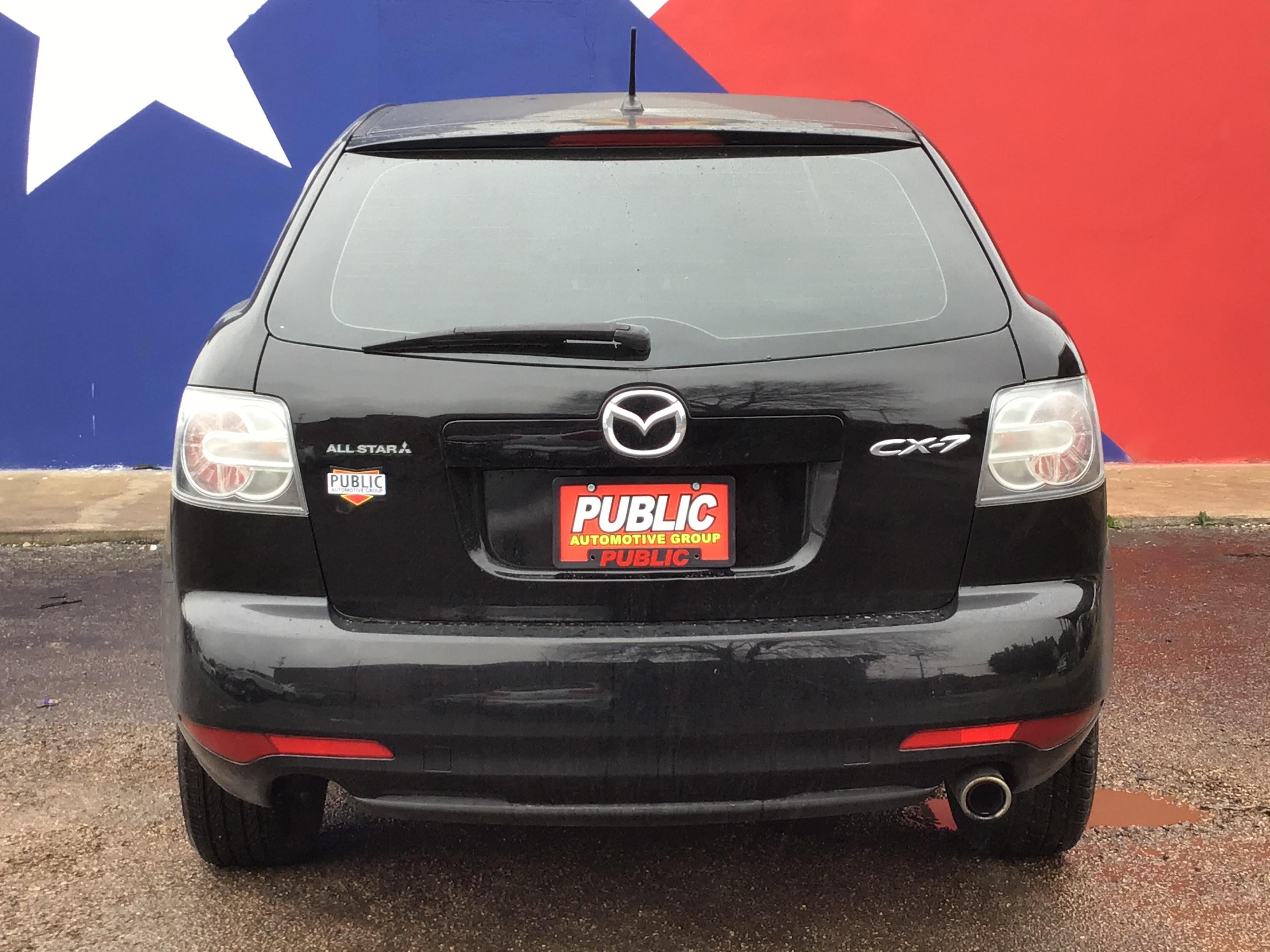 used vehicle - SUV MAZDA CX-7 2012