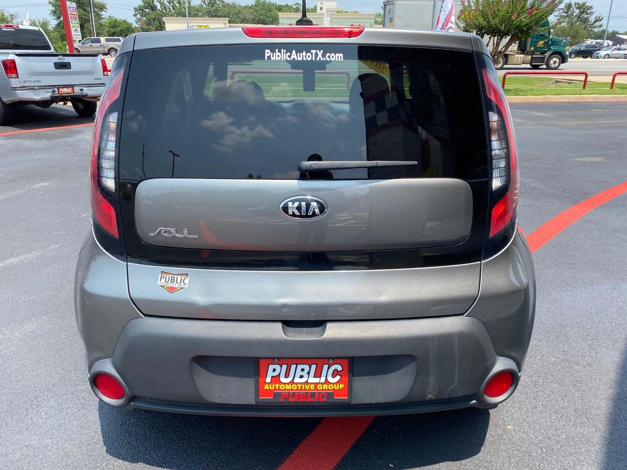 used vehicle - Wagon KIA SOUL 2015