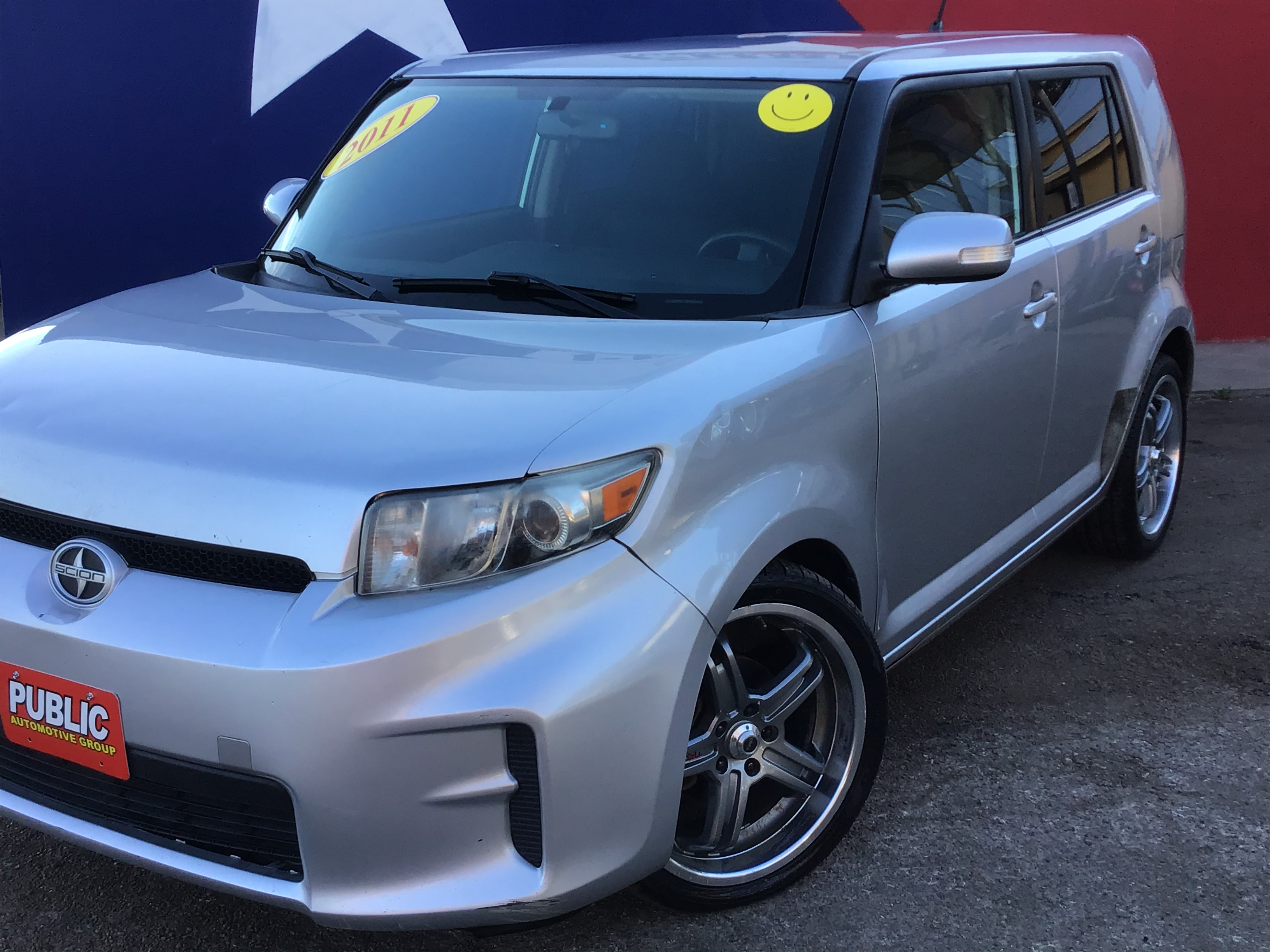 used vehicle - 4 DOOR WAGON SCION XB 2011