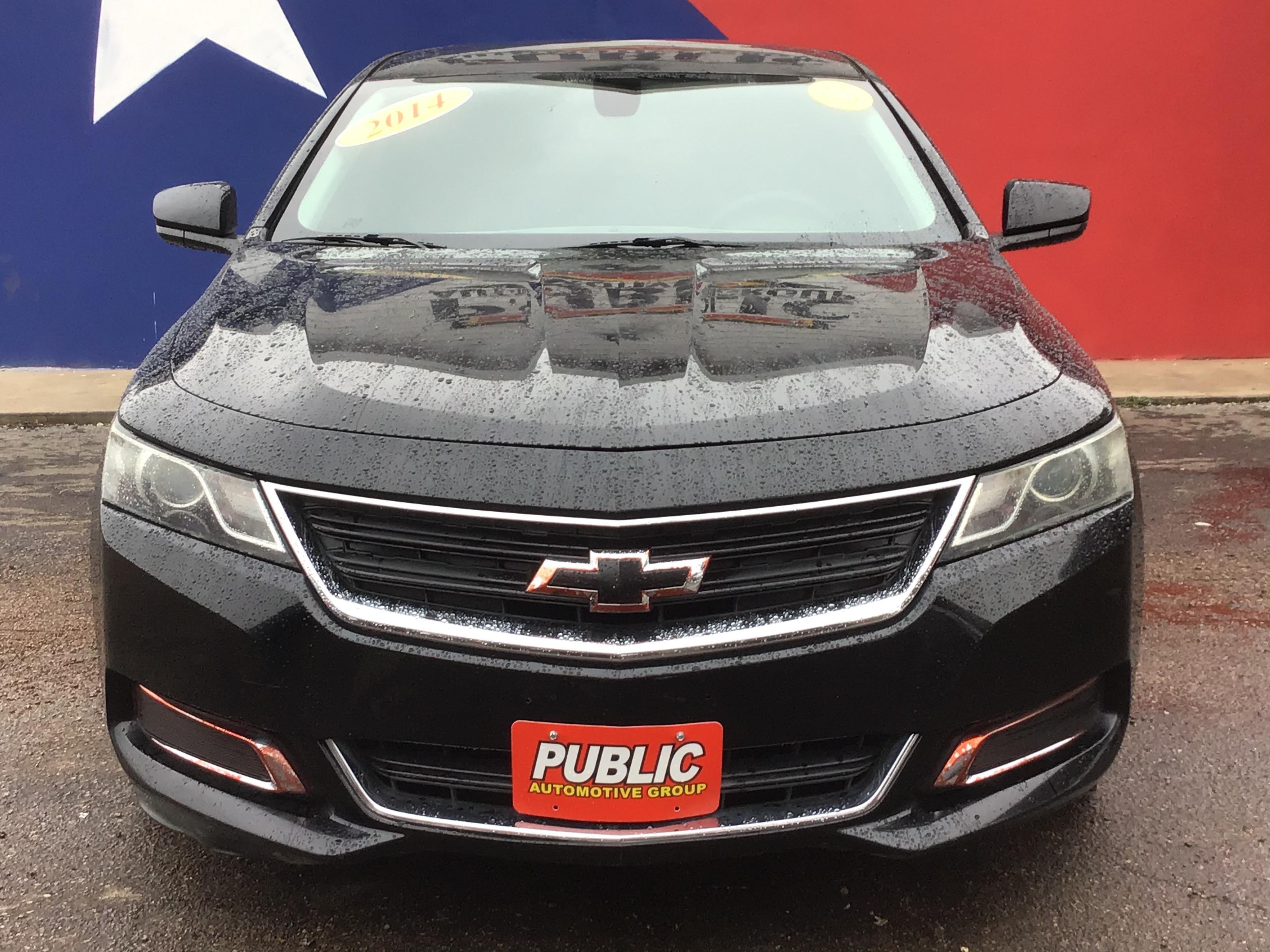 used vehicle - Sedan CHEVROLET IMPALA 2014