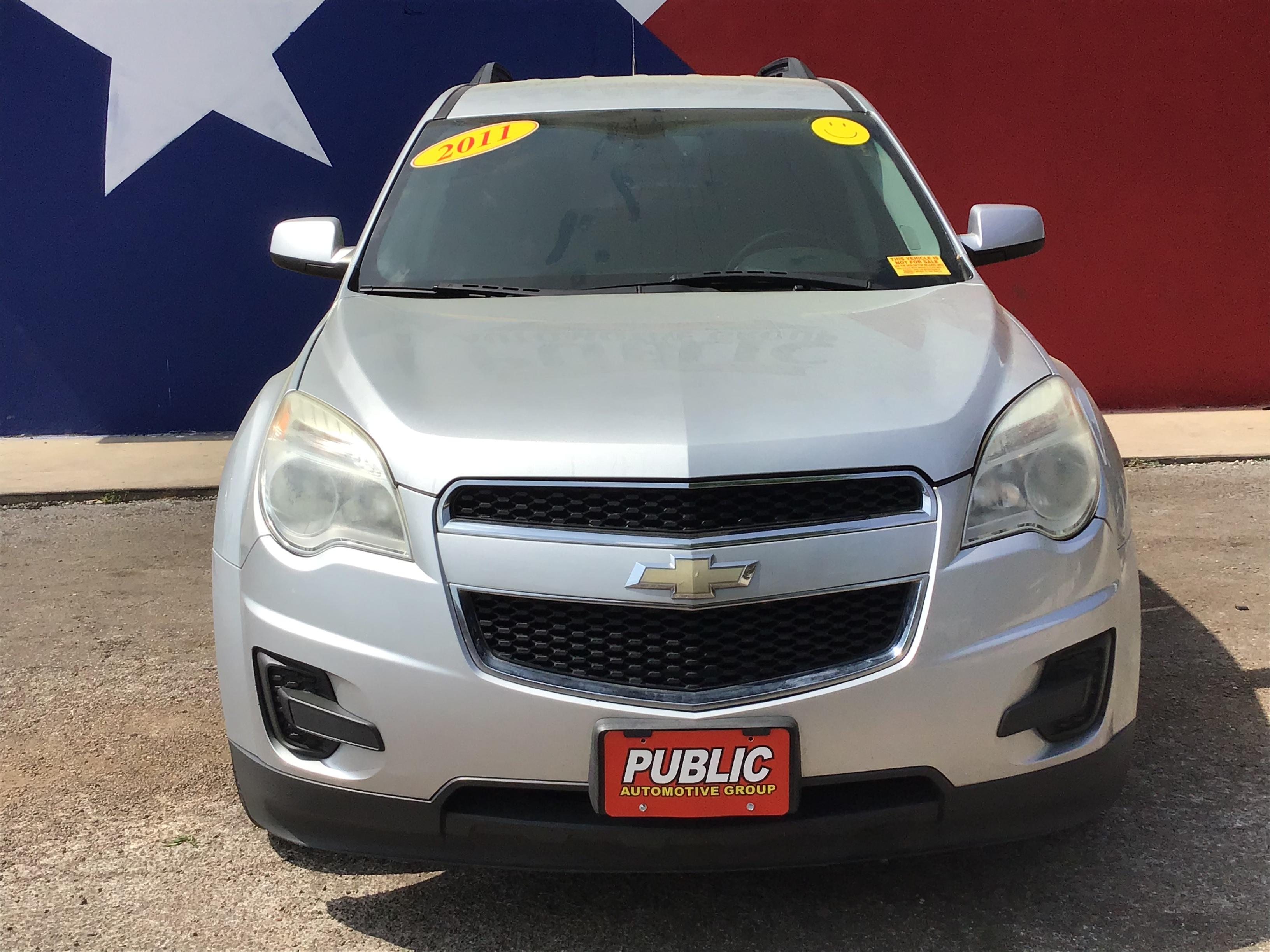 used vehicle - 2WD CHEVROLET EQUINOX 2011