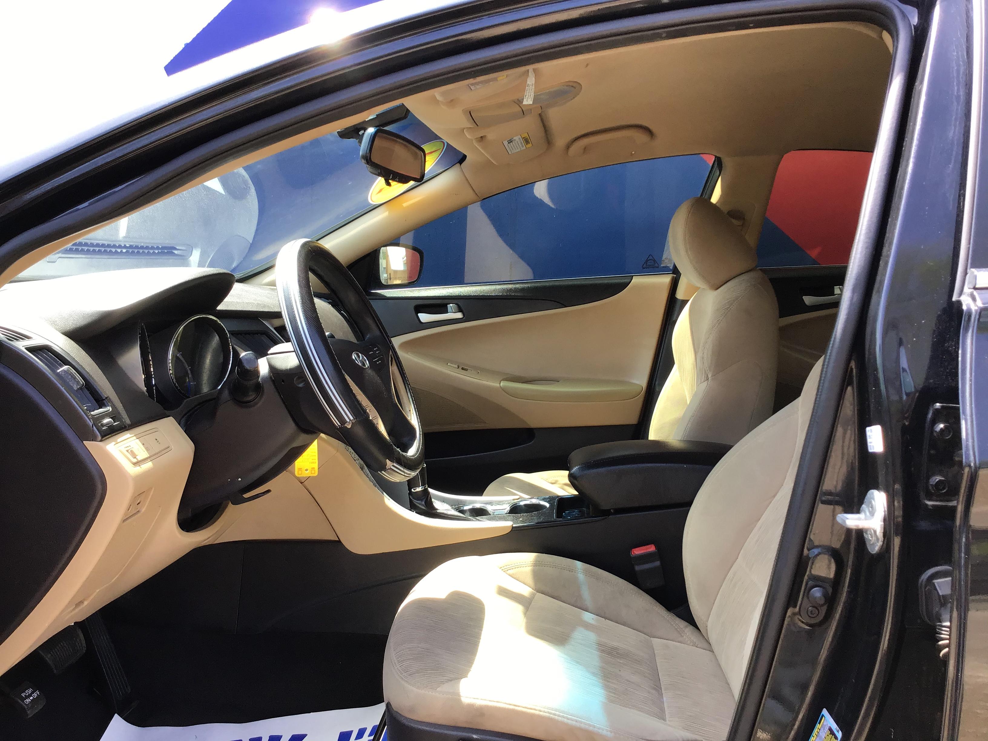 used vehicle - Sedan HYUNDAI SONATA 2014