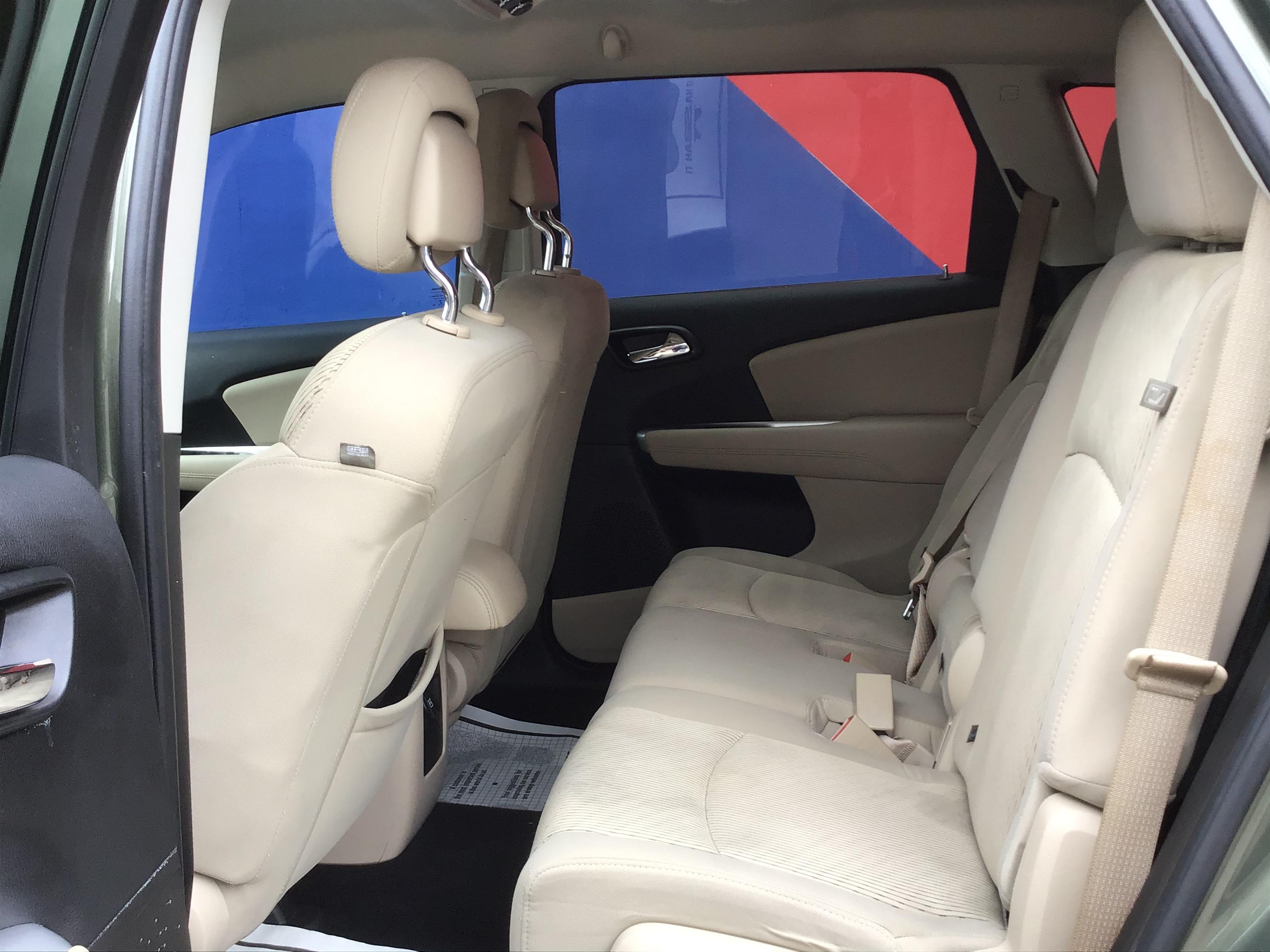 used vehicle - SUV DODGE JOURNEY 2016