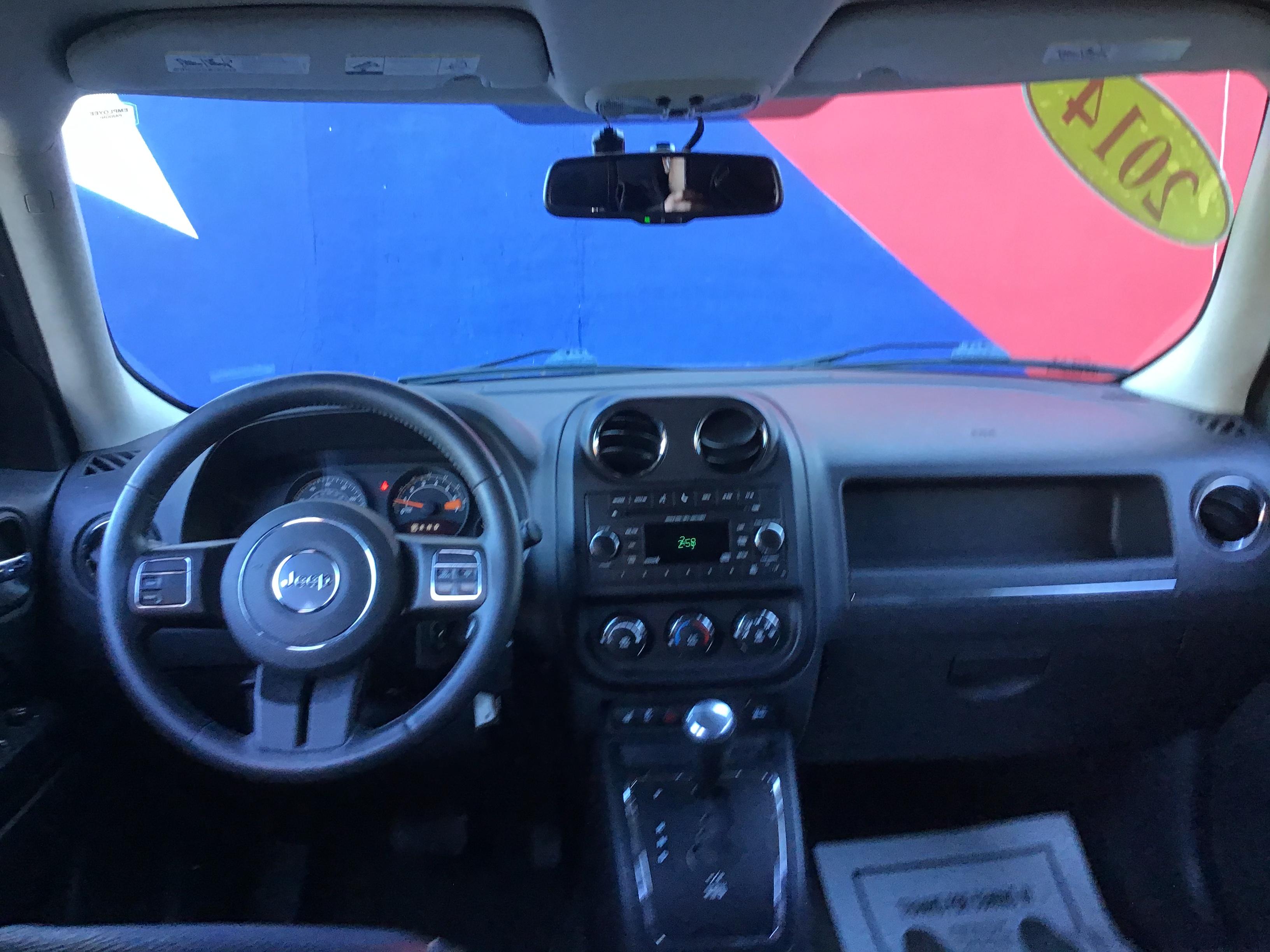 used vehicle - SUV JEEP PATRIOT 2014