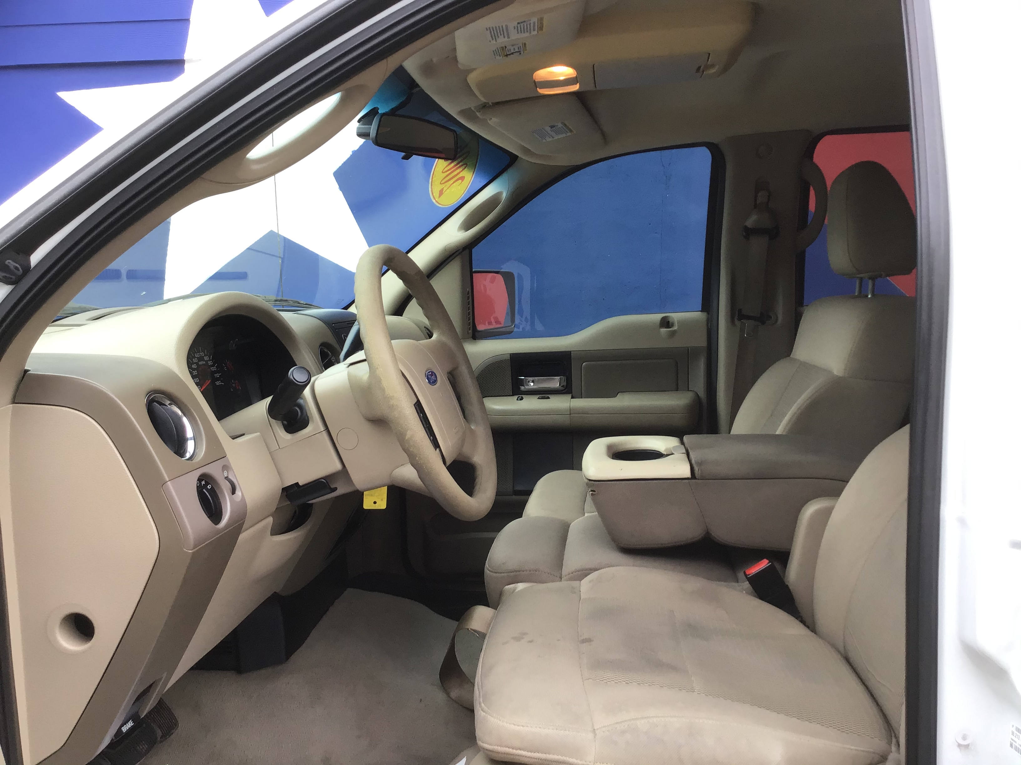 used vehicle - Truck FORD F-150 2006