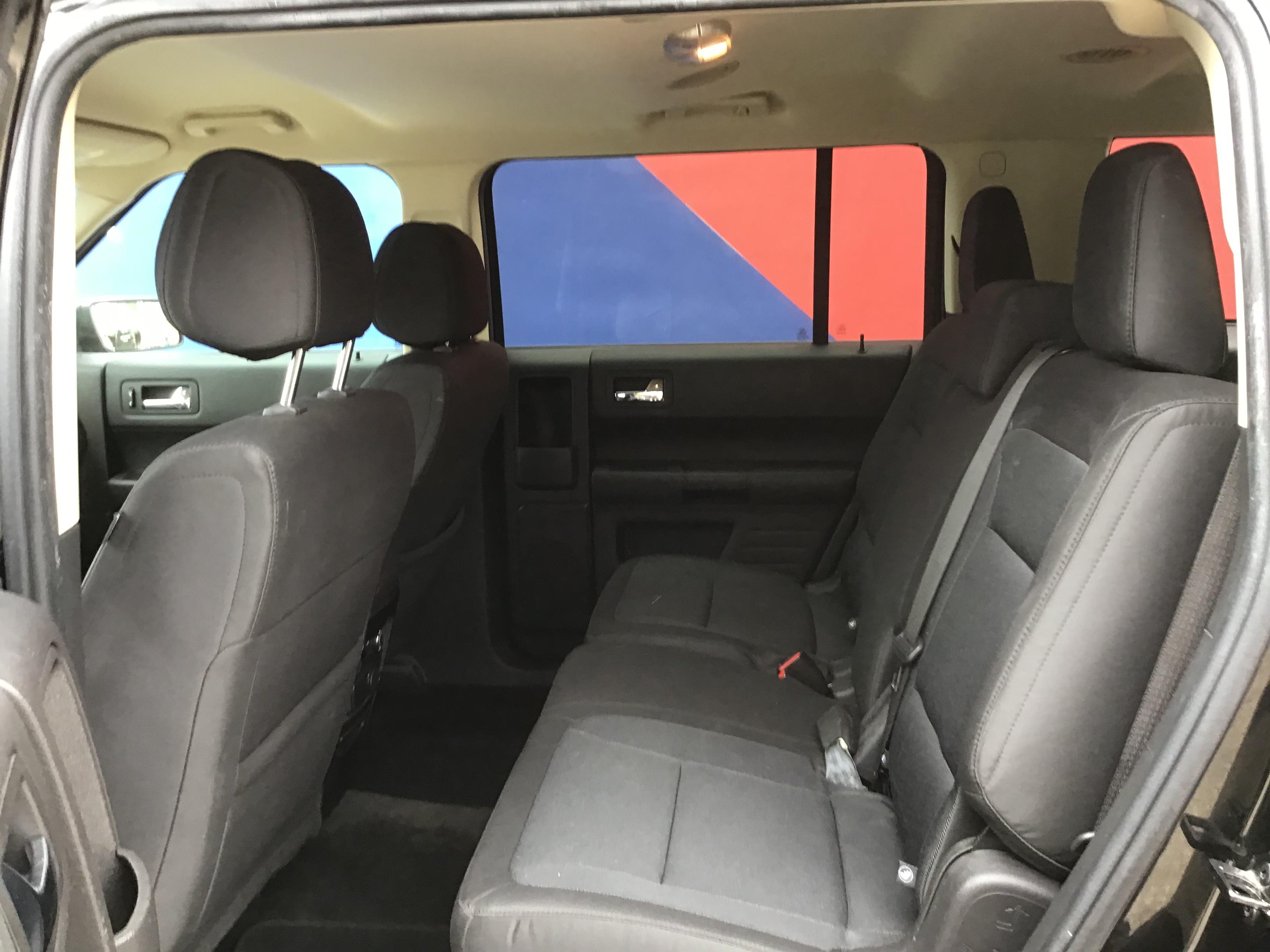 used vehicle - Sedan FORD FLEX 2013