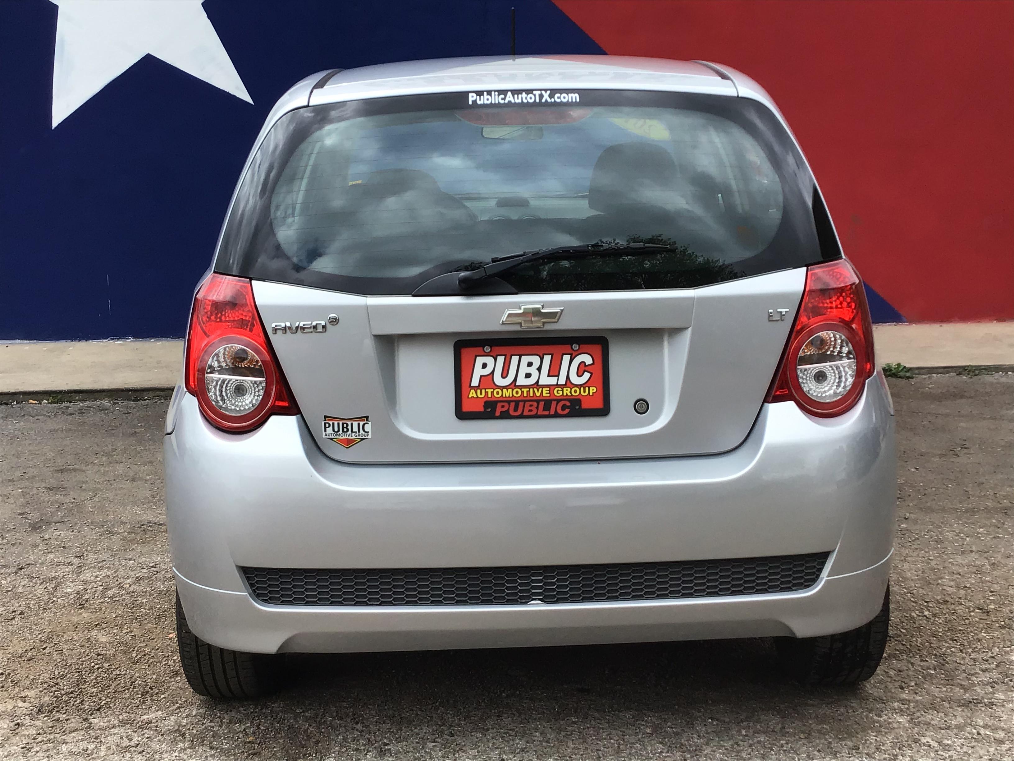 used vehicle - Hatchback CHEVROLET AVEO 2010