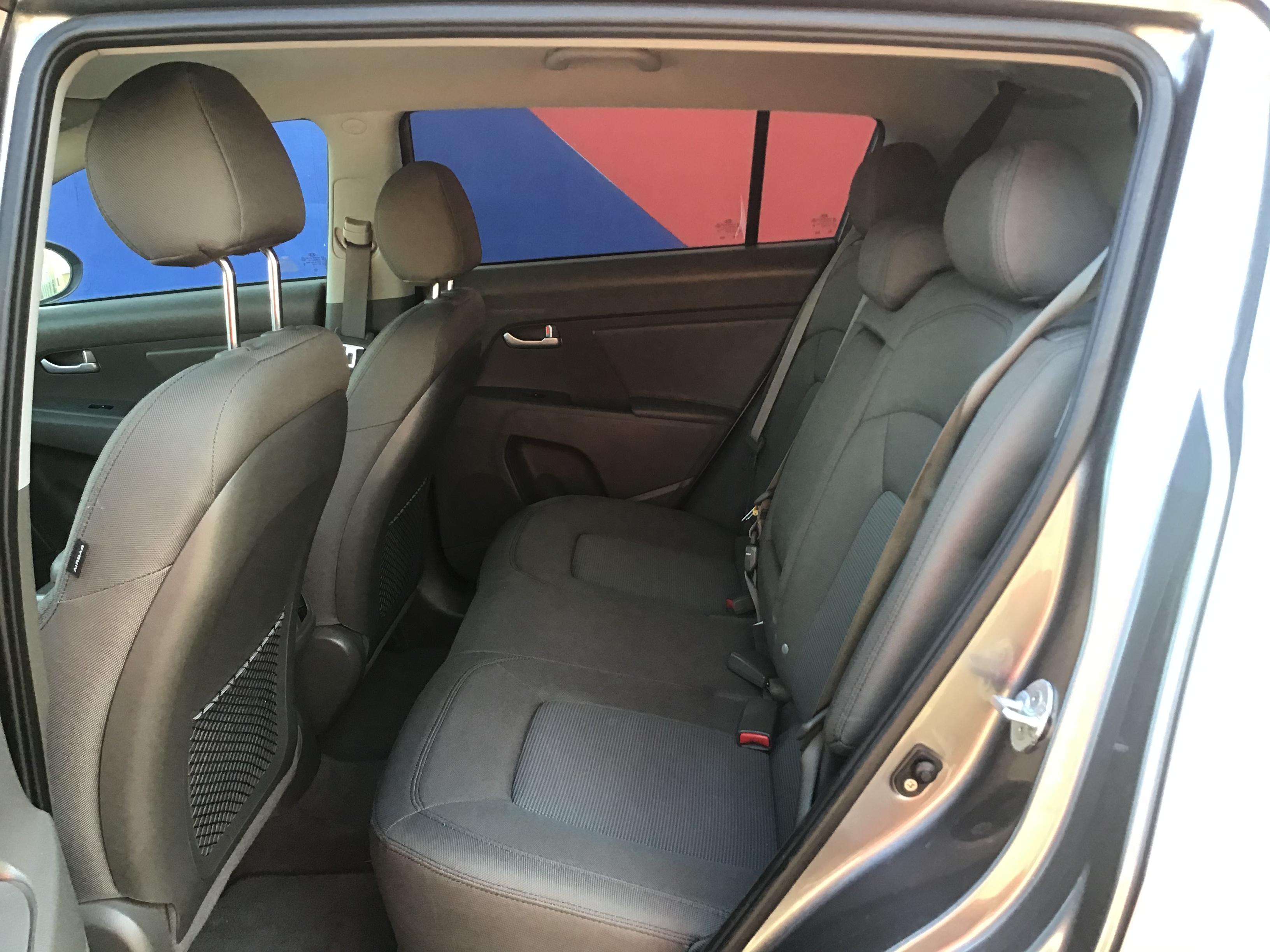 used vehicle - SUV KIA SPORTAGE 2015