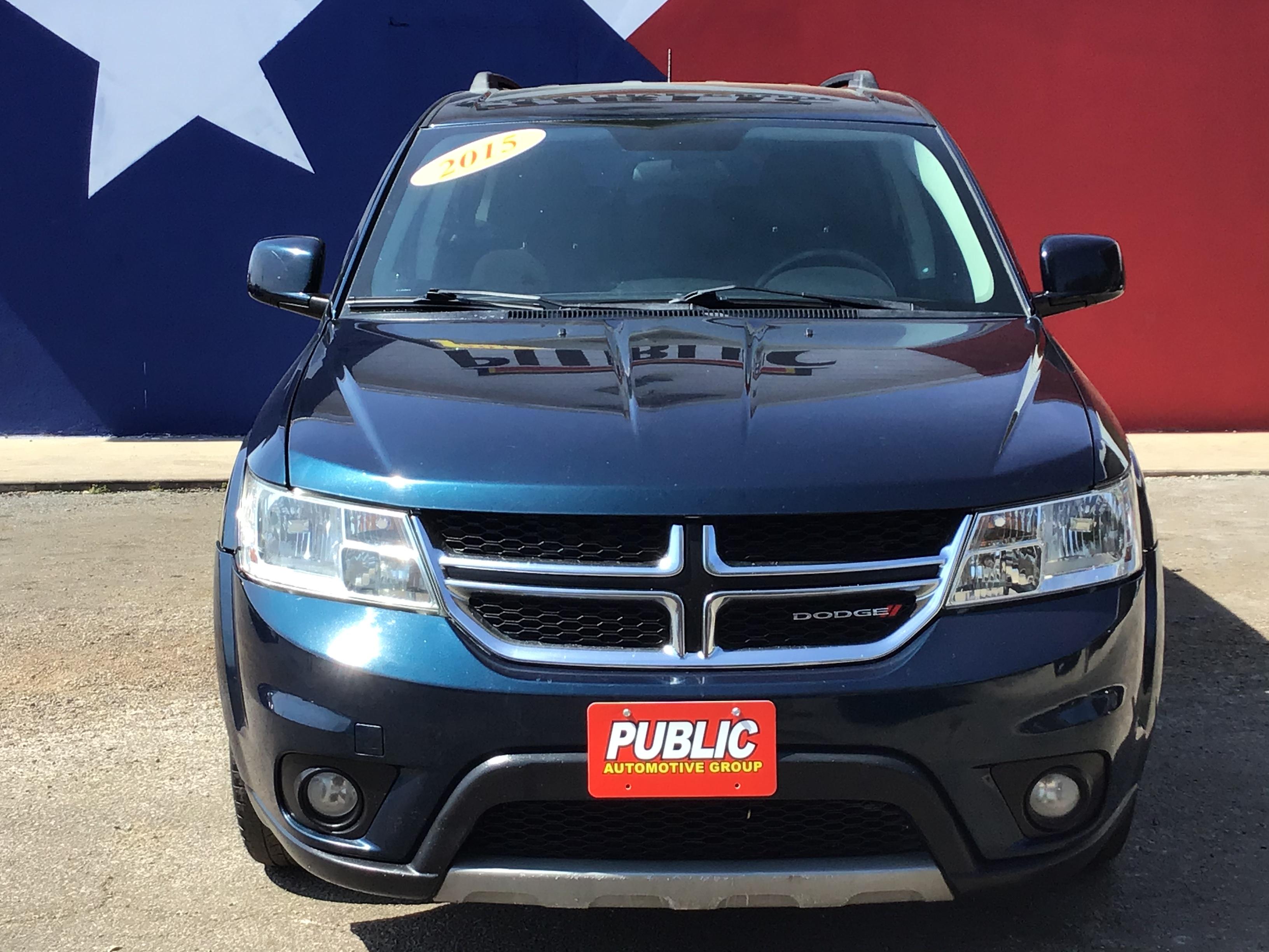 used vehicle - SUV DODGE JOURNEY 2015
