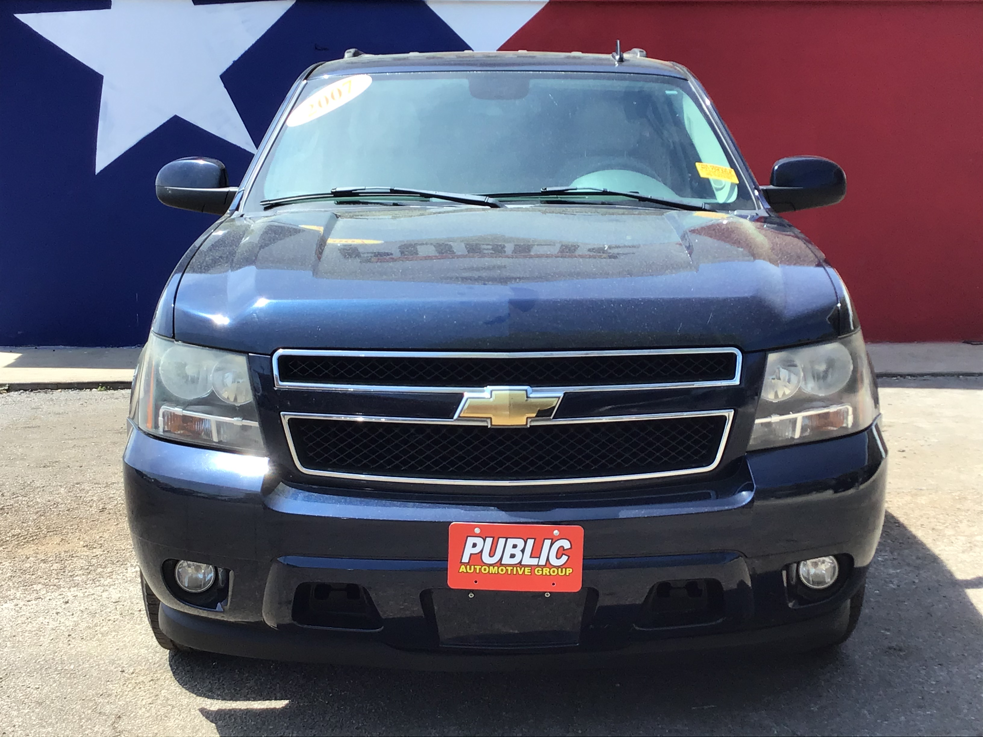 used vehicle - SUV CHEVROLET TAHOE 2007