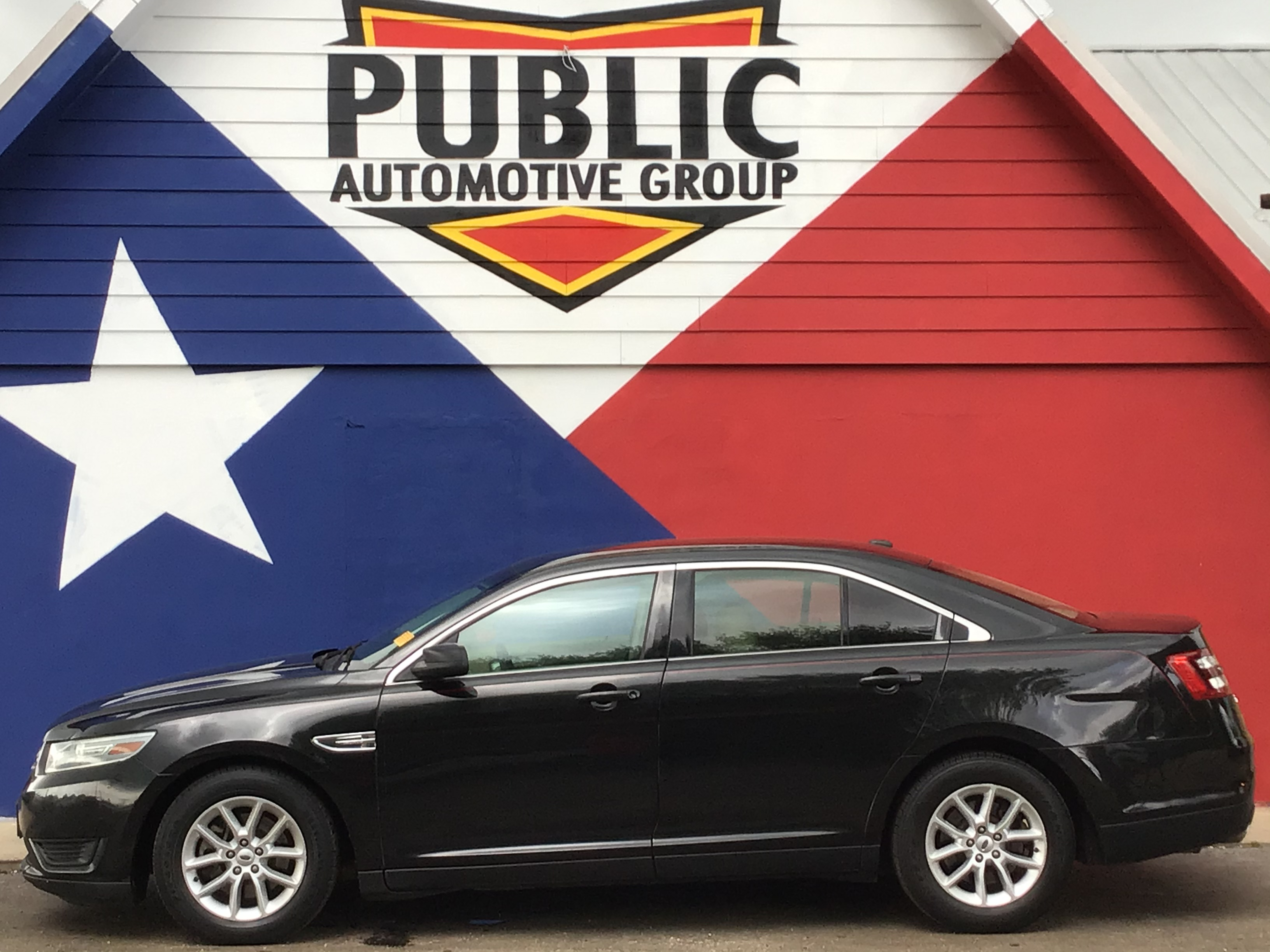used vehicle - Sedan FORD TAURUS 2013