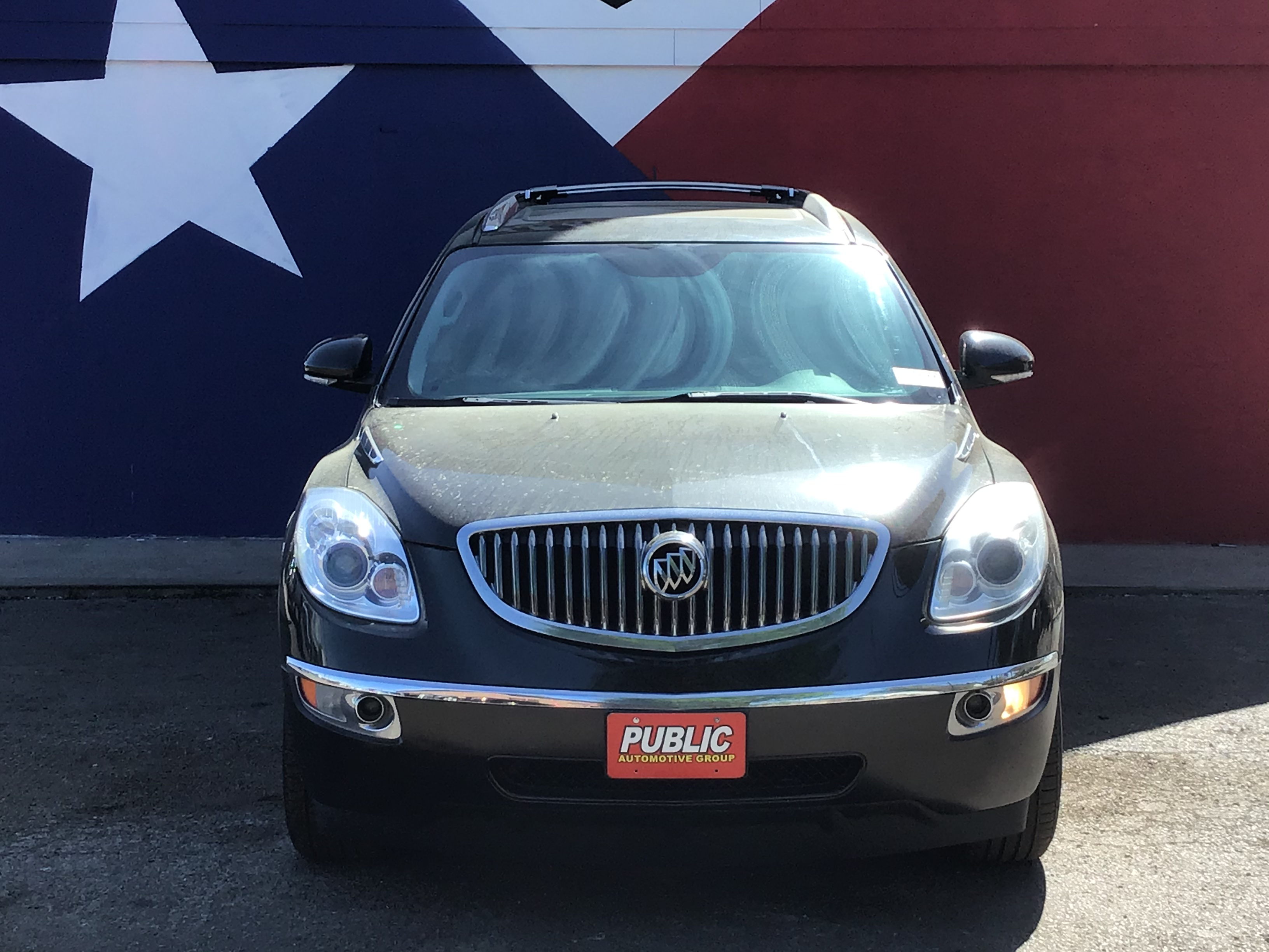 used vehicle - SUV BUICK ENCLAVE 2010