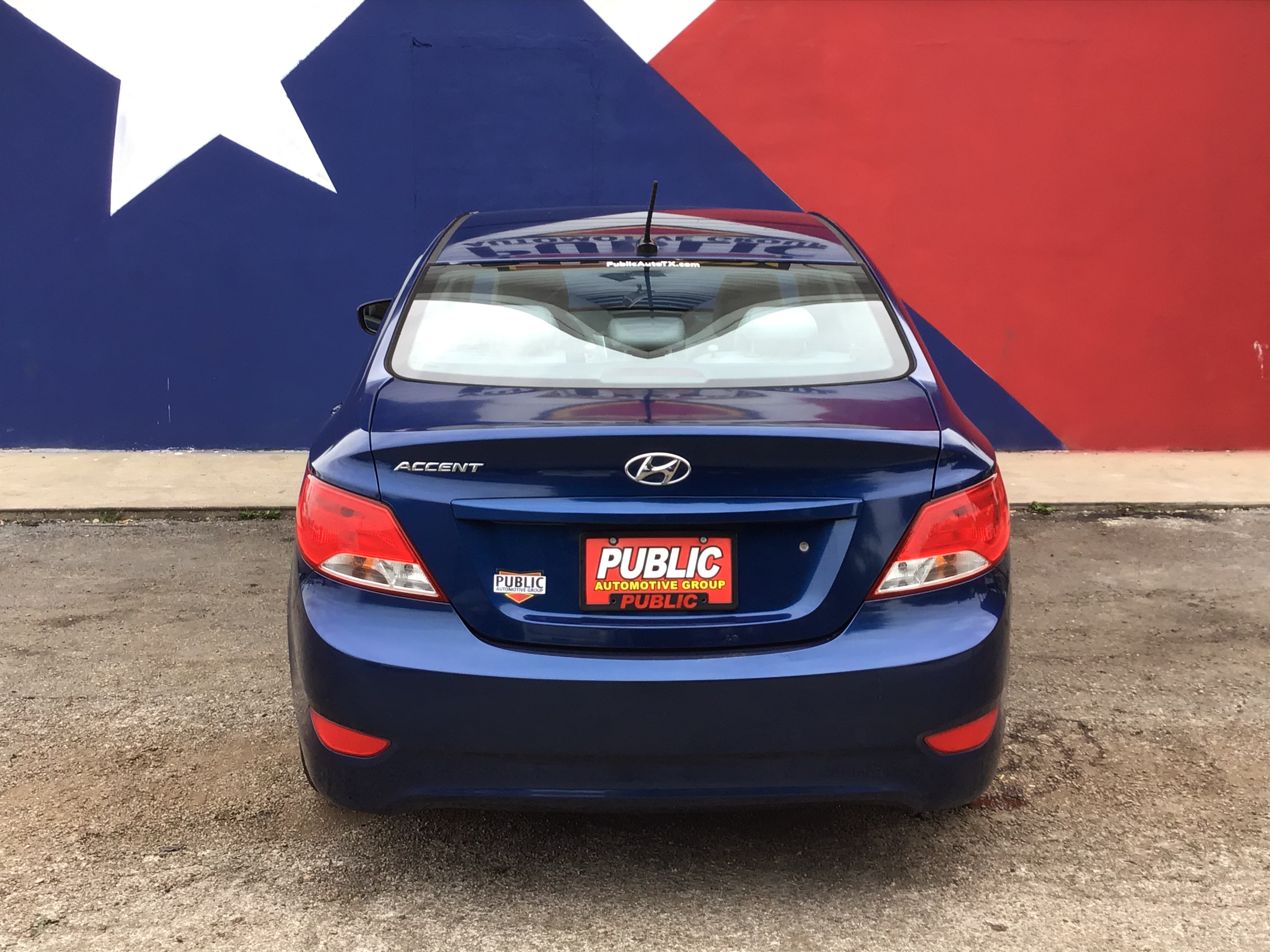 used vehicle - Sedan HYUNDAI ACCENT 2016