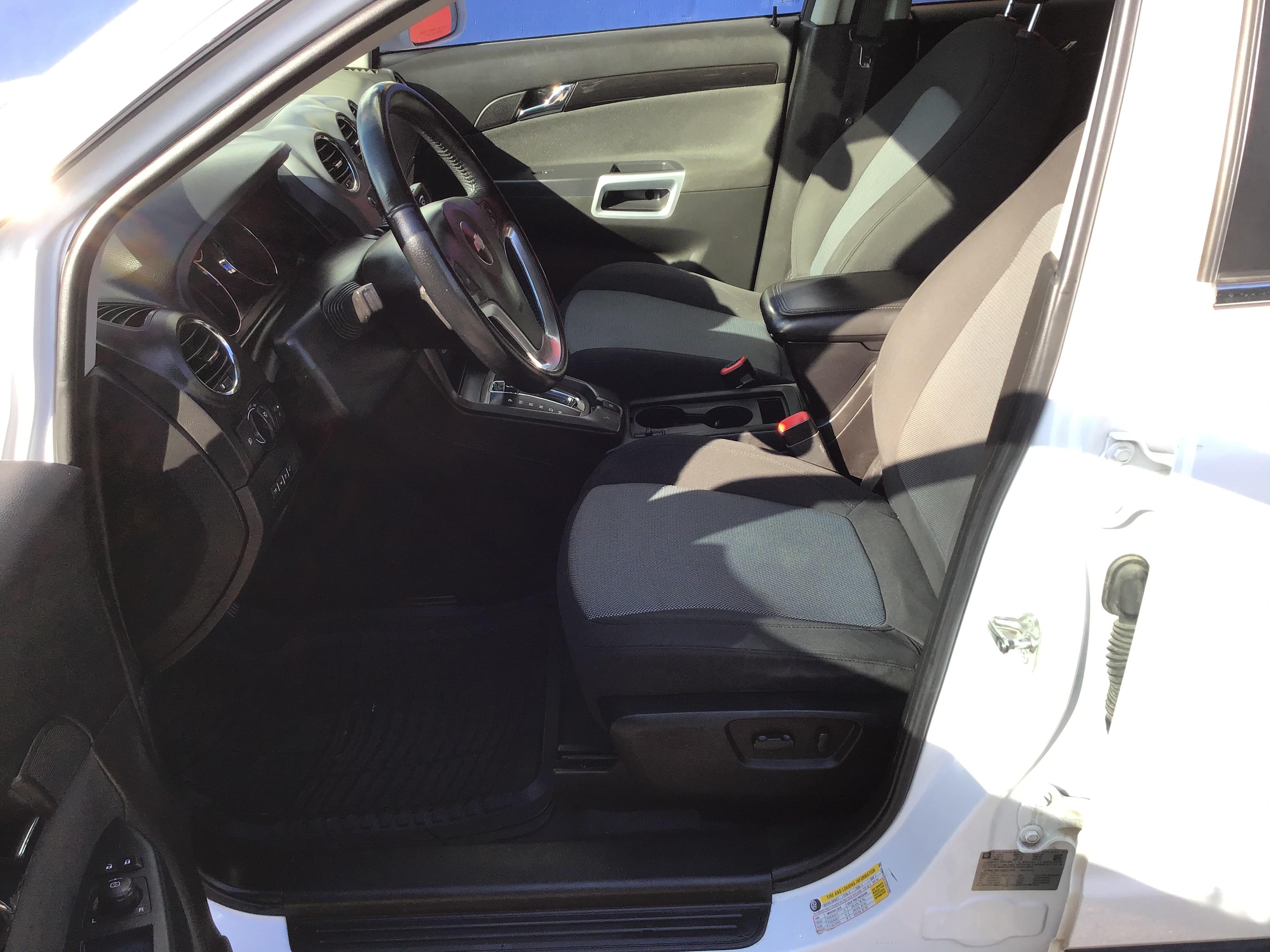 used vehicle - SUV CHEVROLET CAPTIVA SPORT FLEET 2013