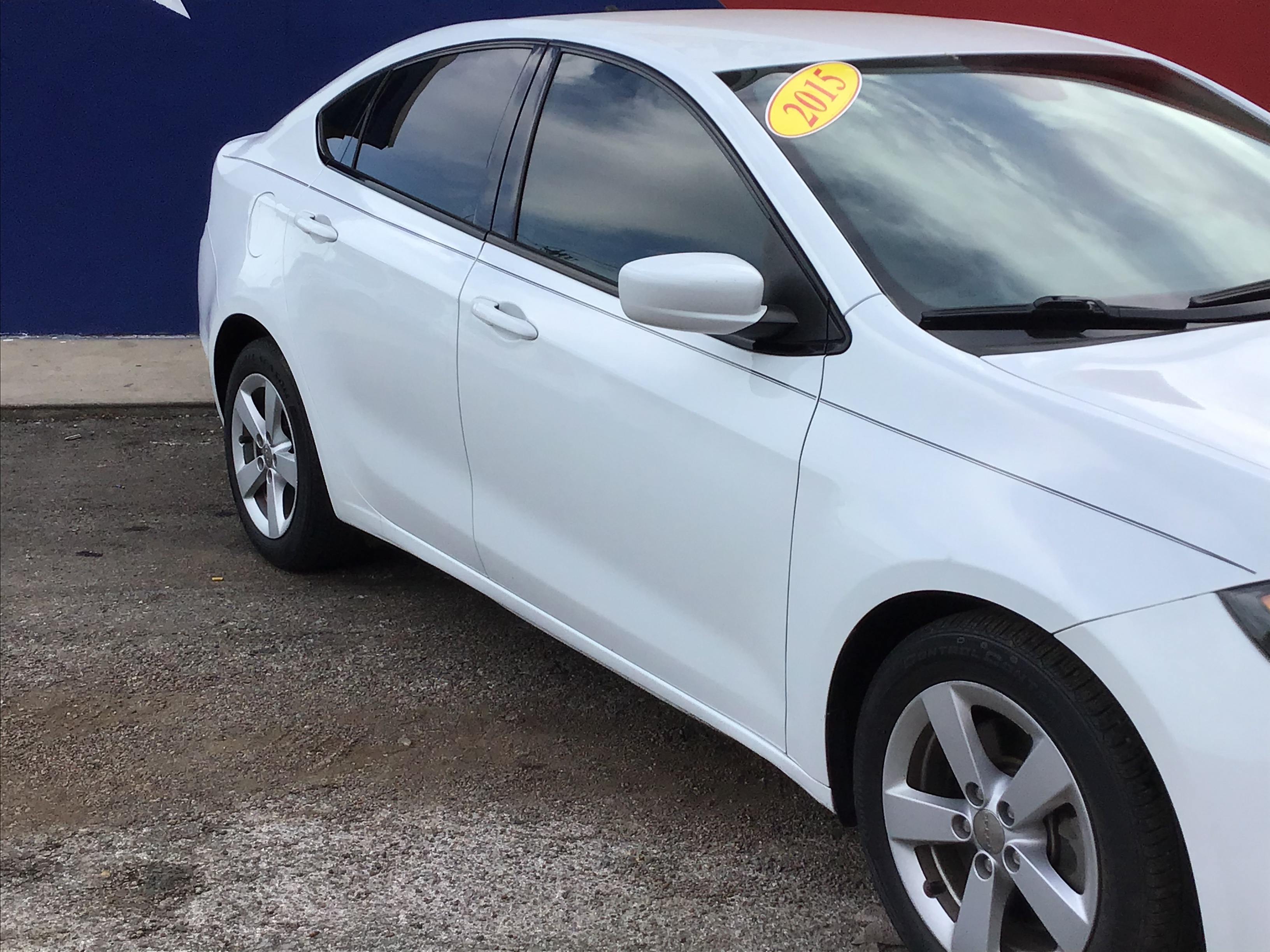 used vehicle - Sedan DODGE DART 2015