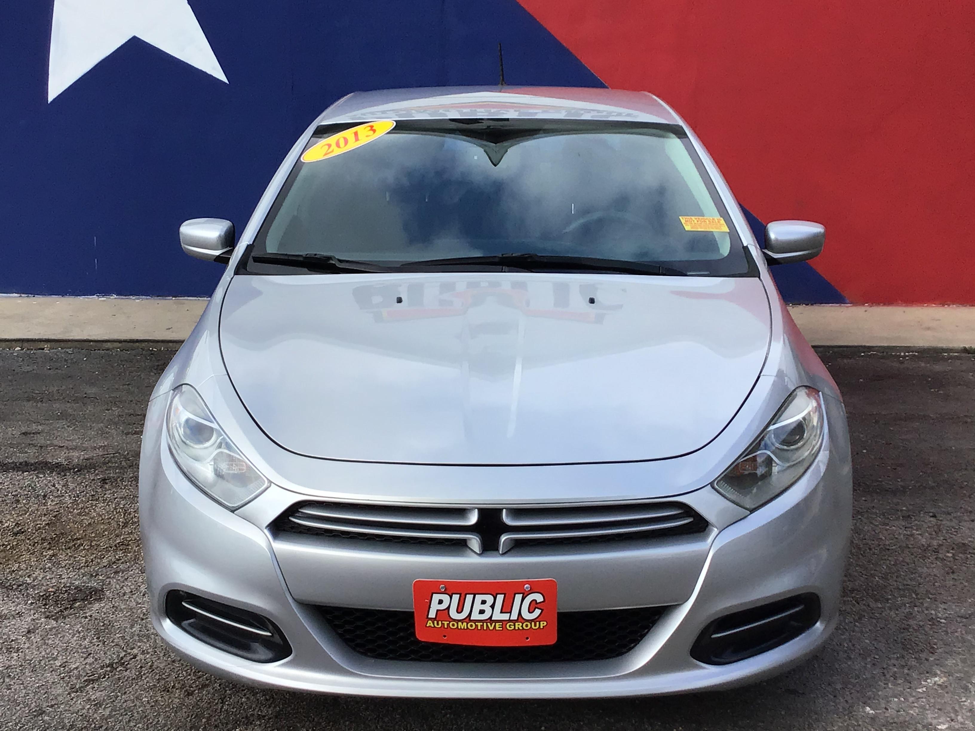 used vehicle - Sedan DODGE DART 2013