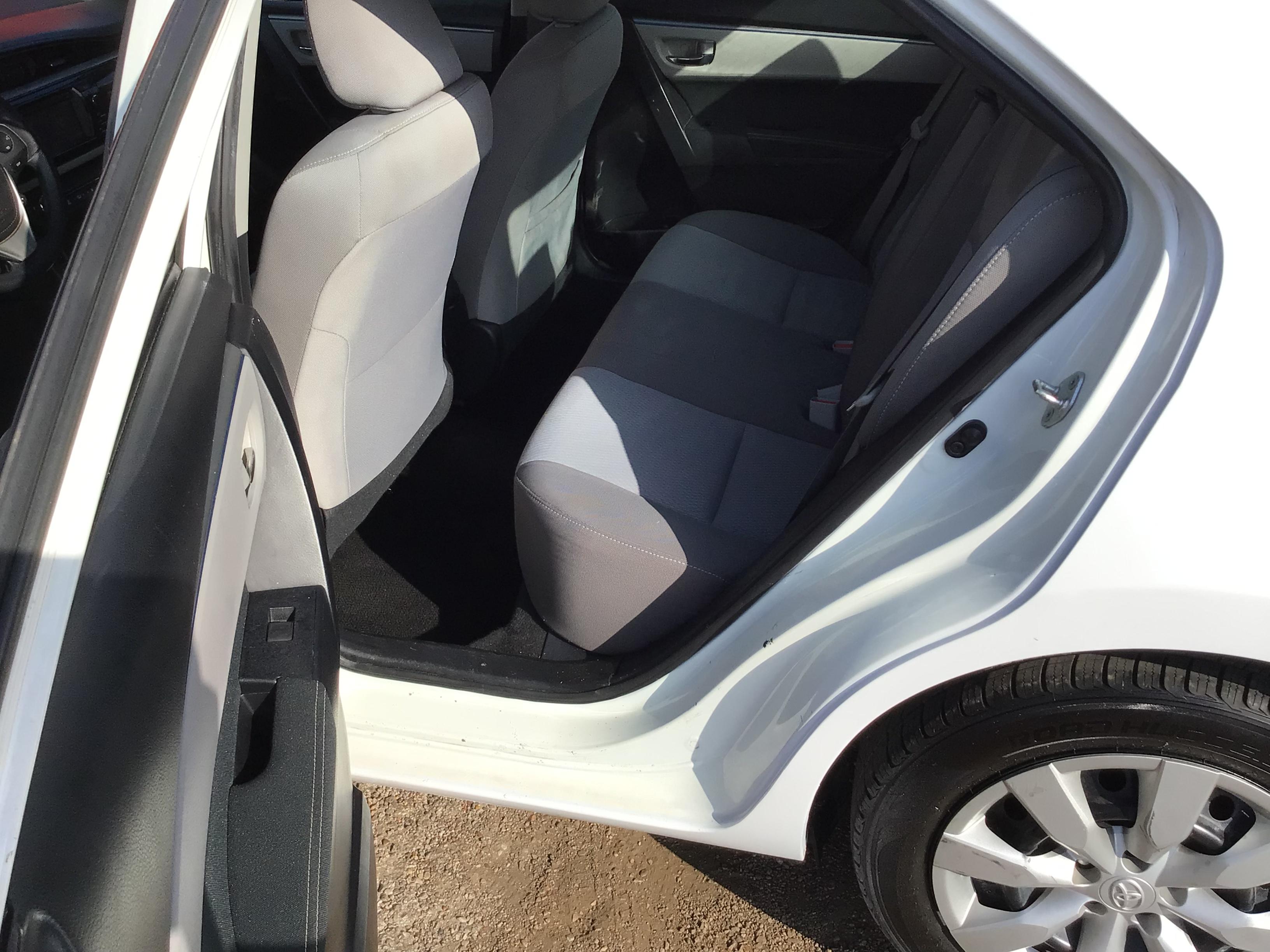 used vehicle - Sedan TOYOTA COROLLA 2016