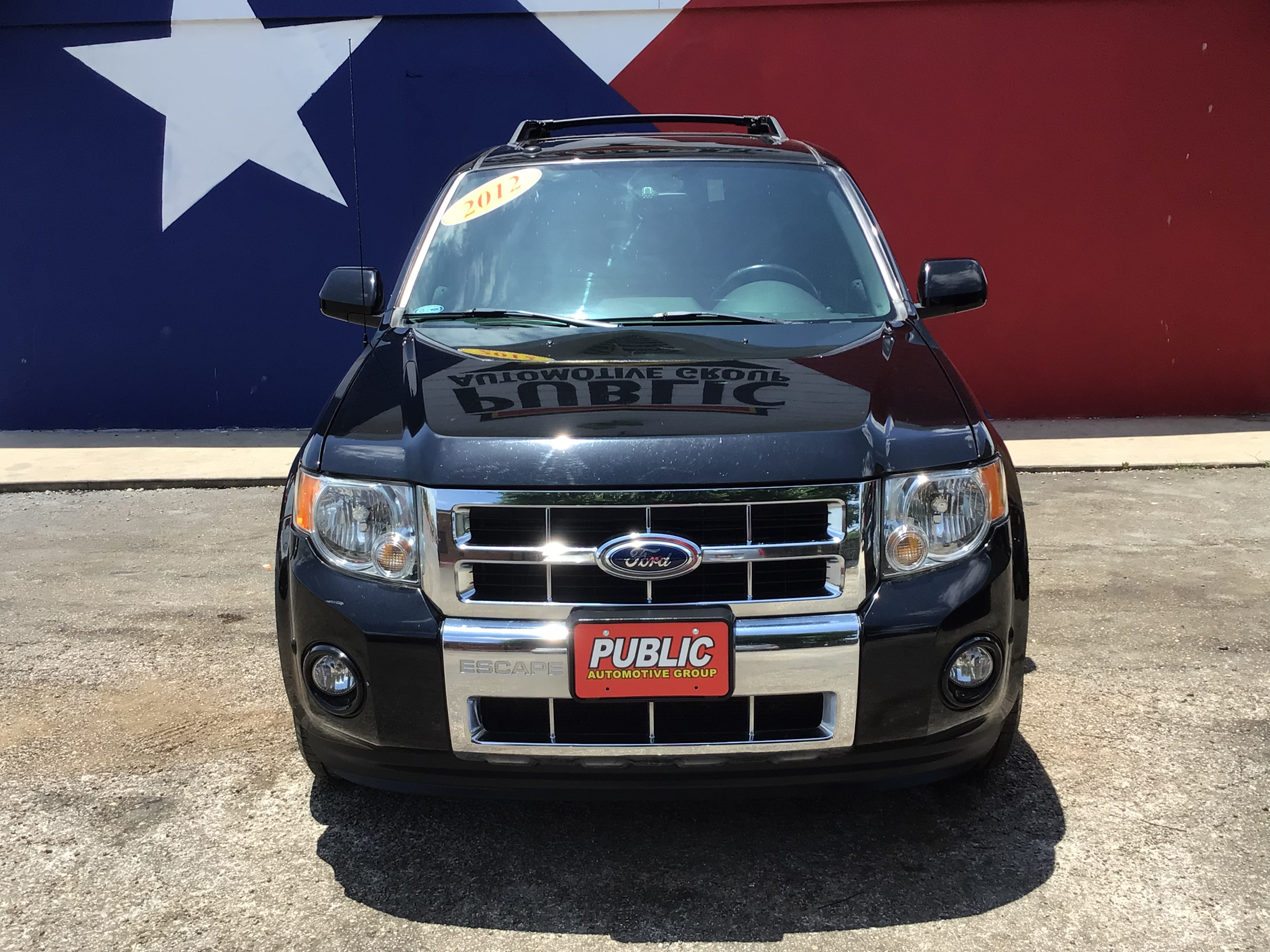 used vehicle - SUV FORD ESCAPE 2011